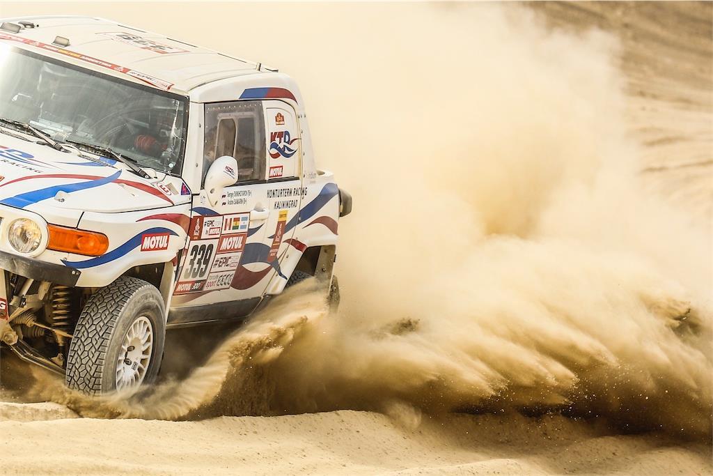 Rally Dakar 2018 Day 2 (22)