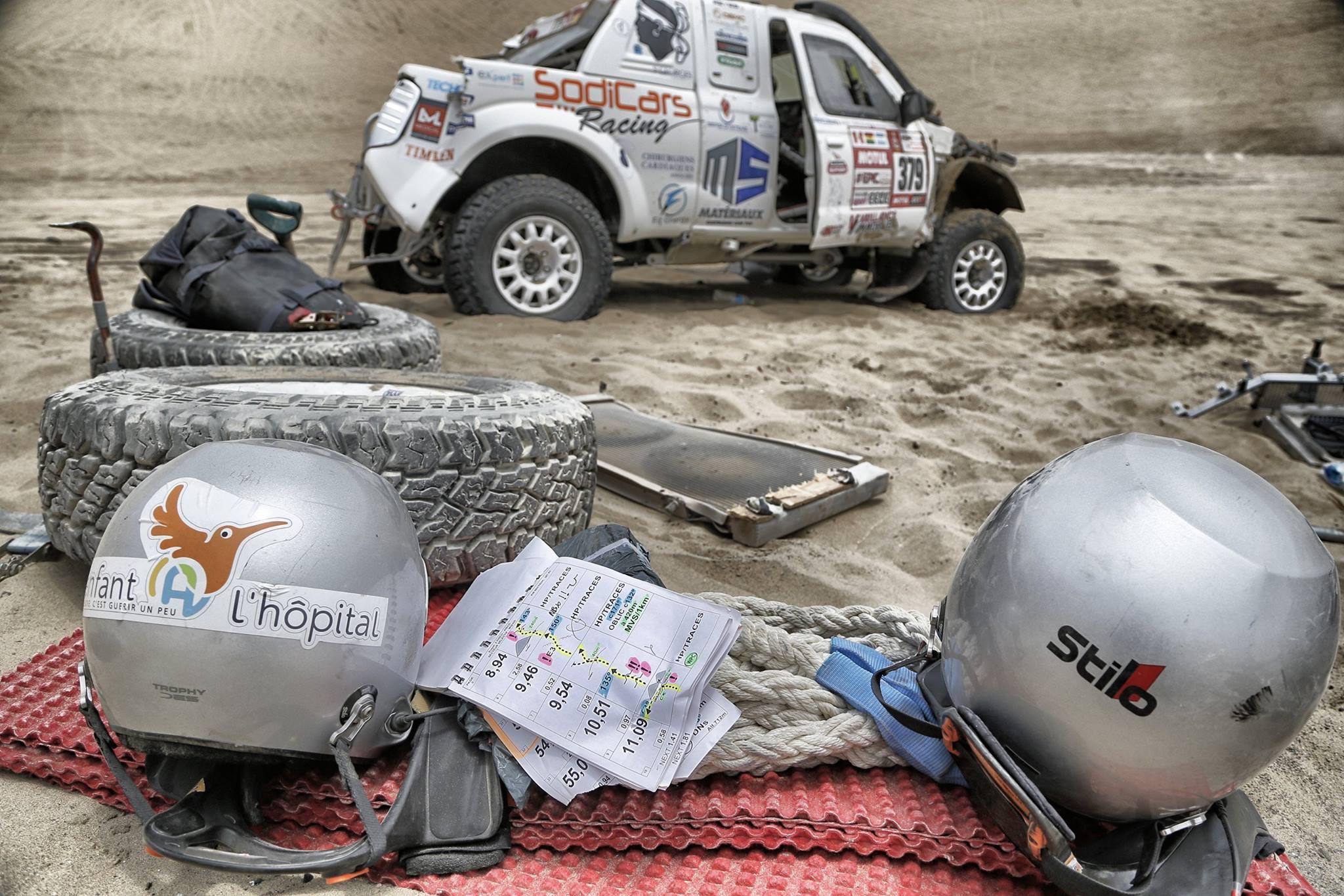Rally Dakar 2018 Day 2 (23)