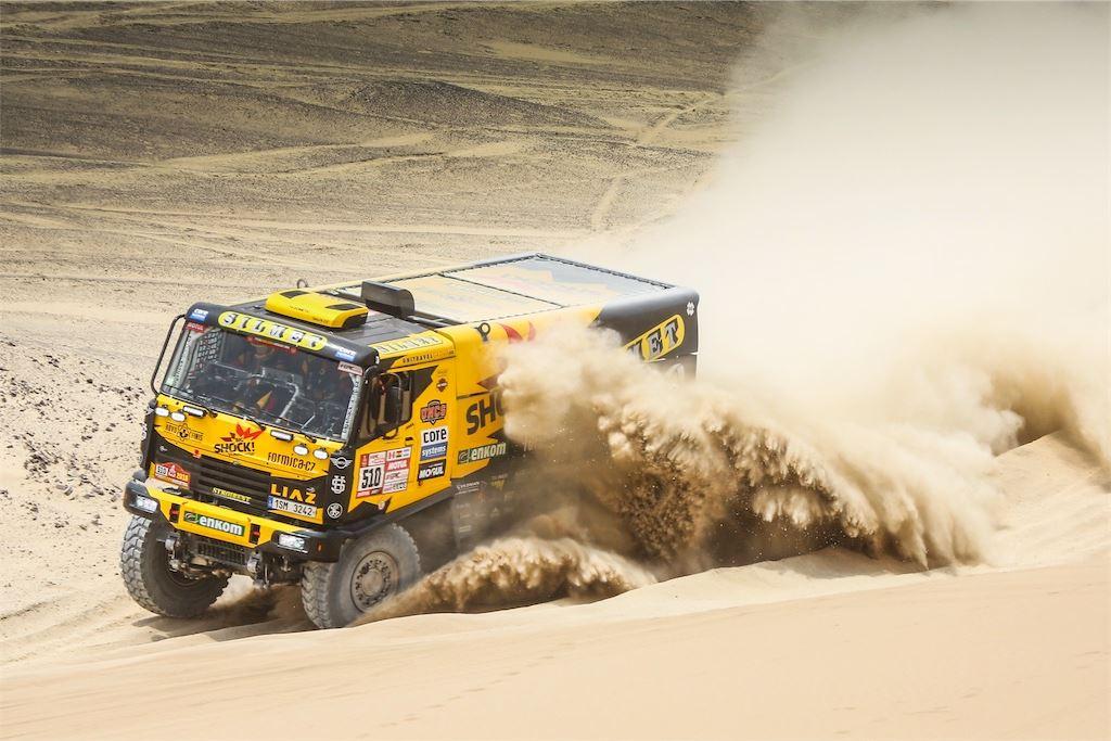 Rally Dakar 2018 Day 2 (24)