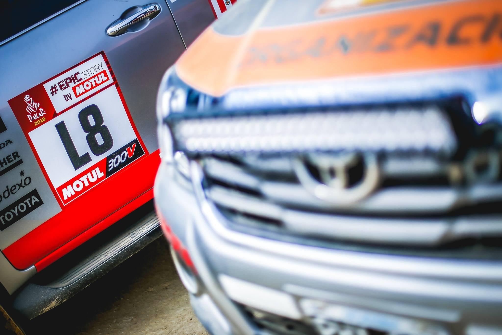 Rally Dakar 2018 Day 2 (29)
