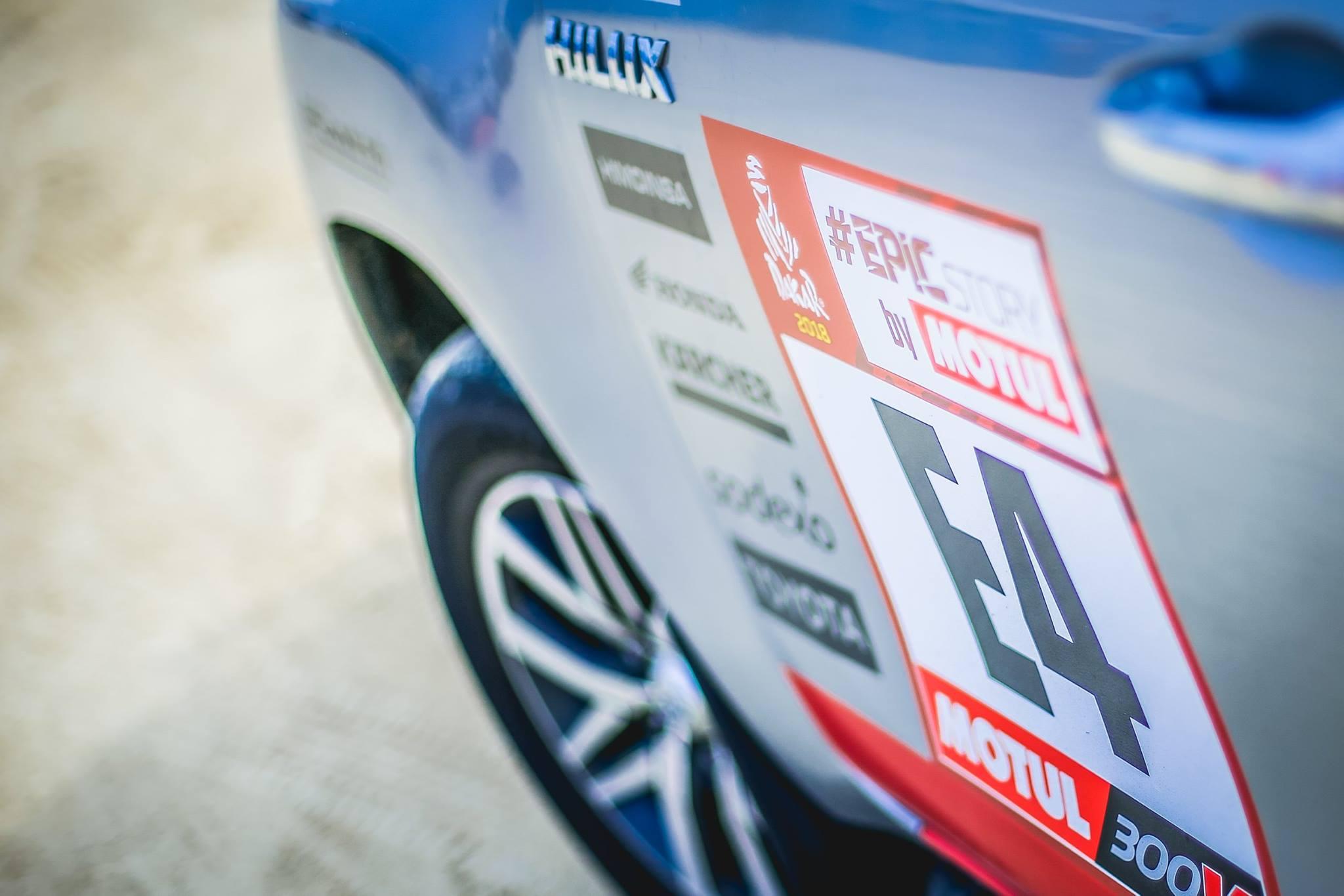 Rally Dakar 2018 Day 2 (32)