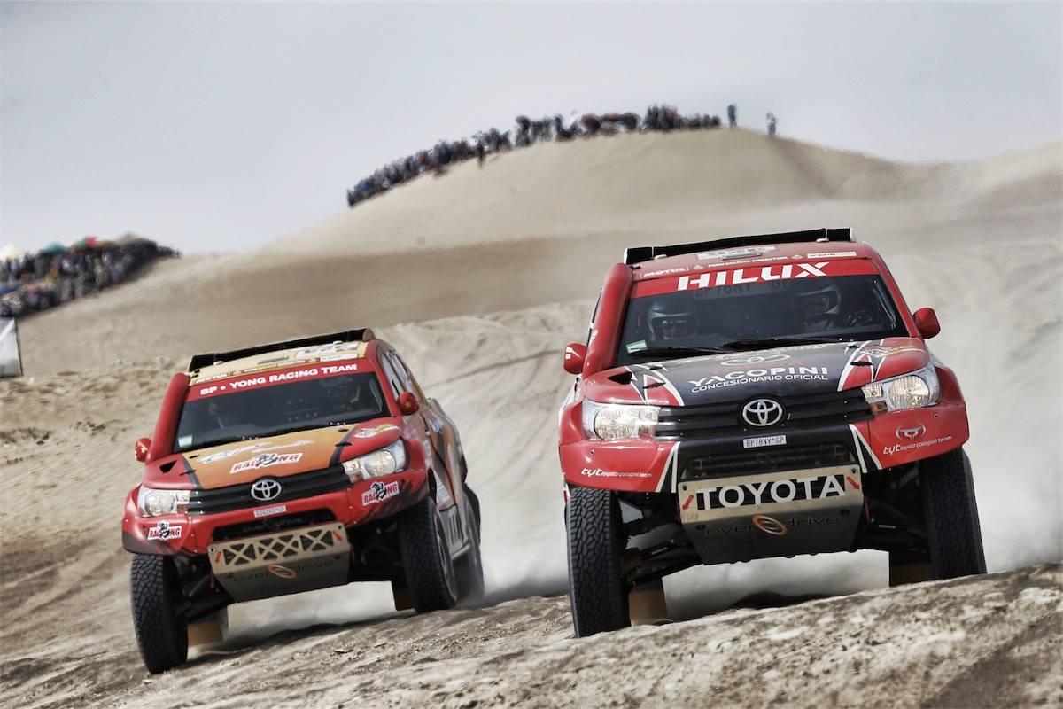 Rally Dakar 2018 Day 2 (33)