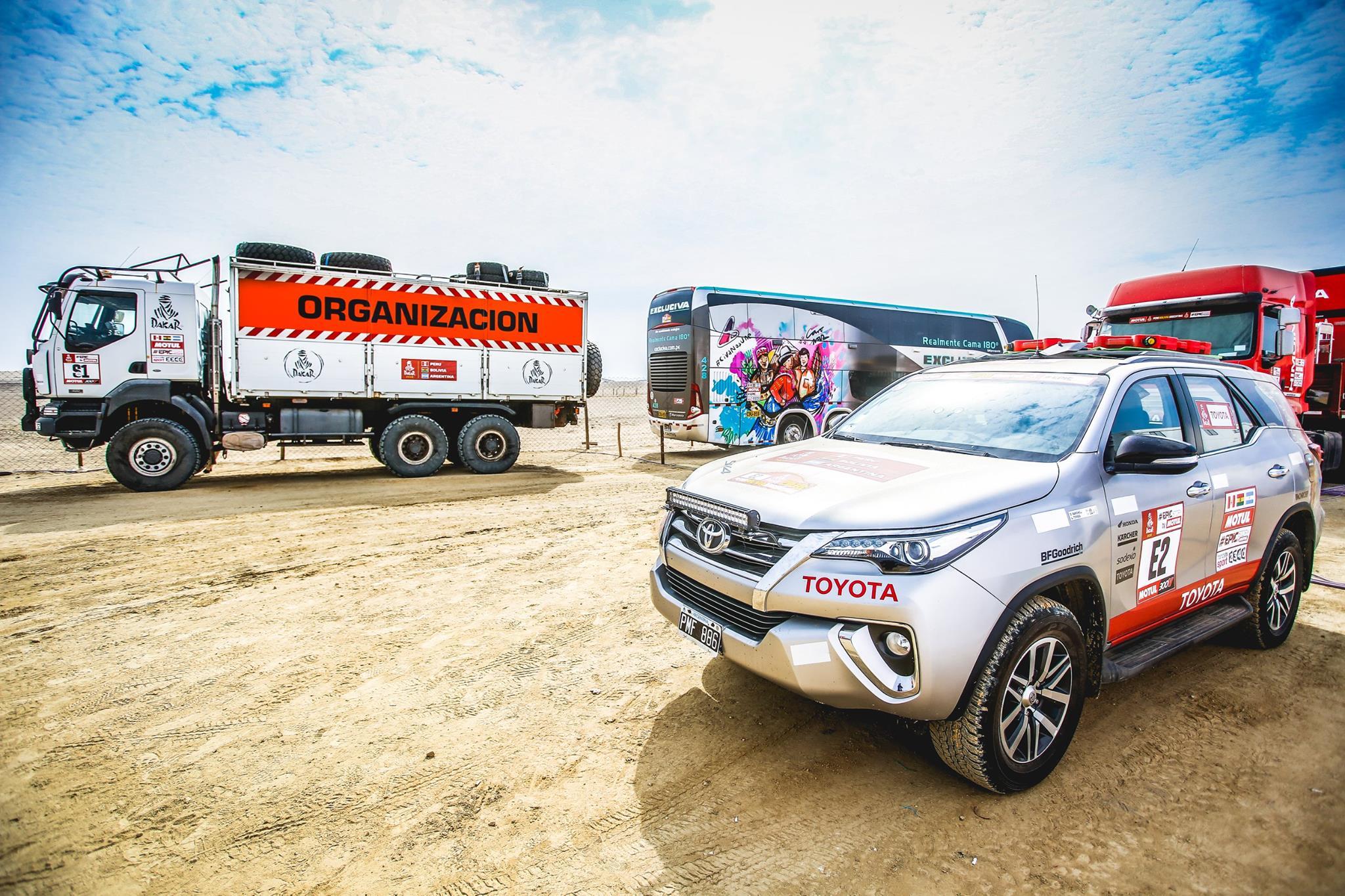 Rally Dakar 2018 Day 2 (36)