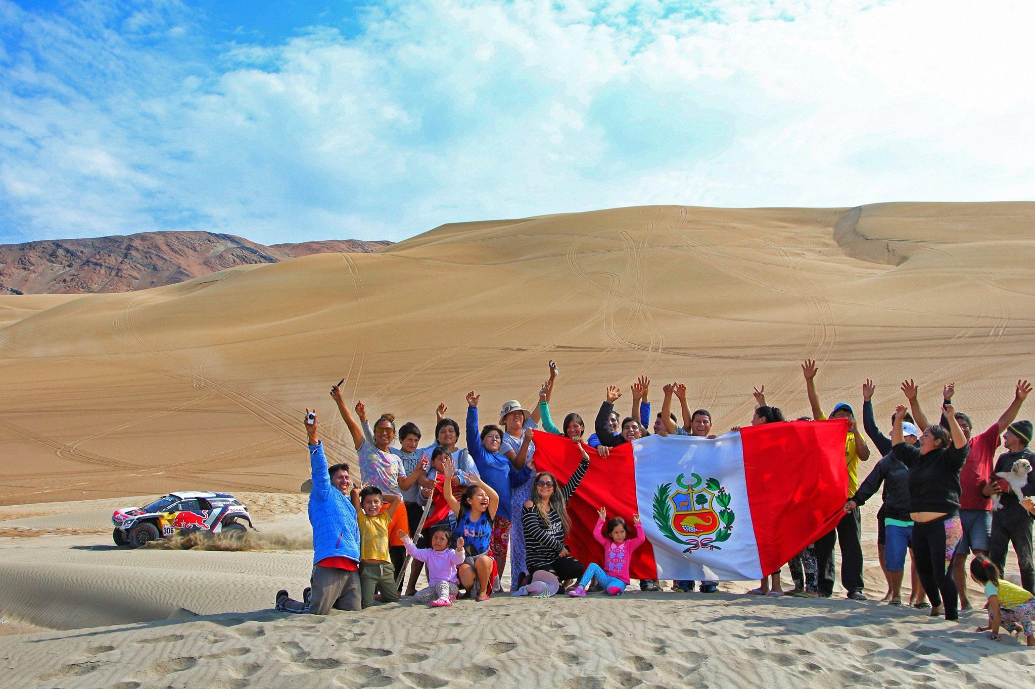 Rally Dakar 2018 Day 2 (41)