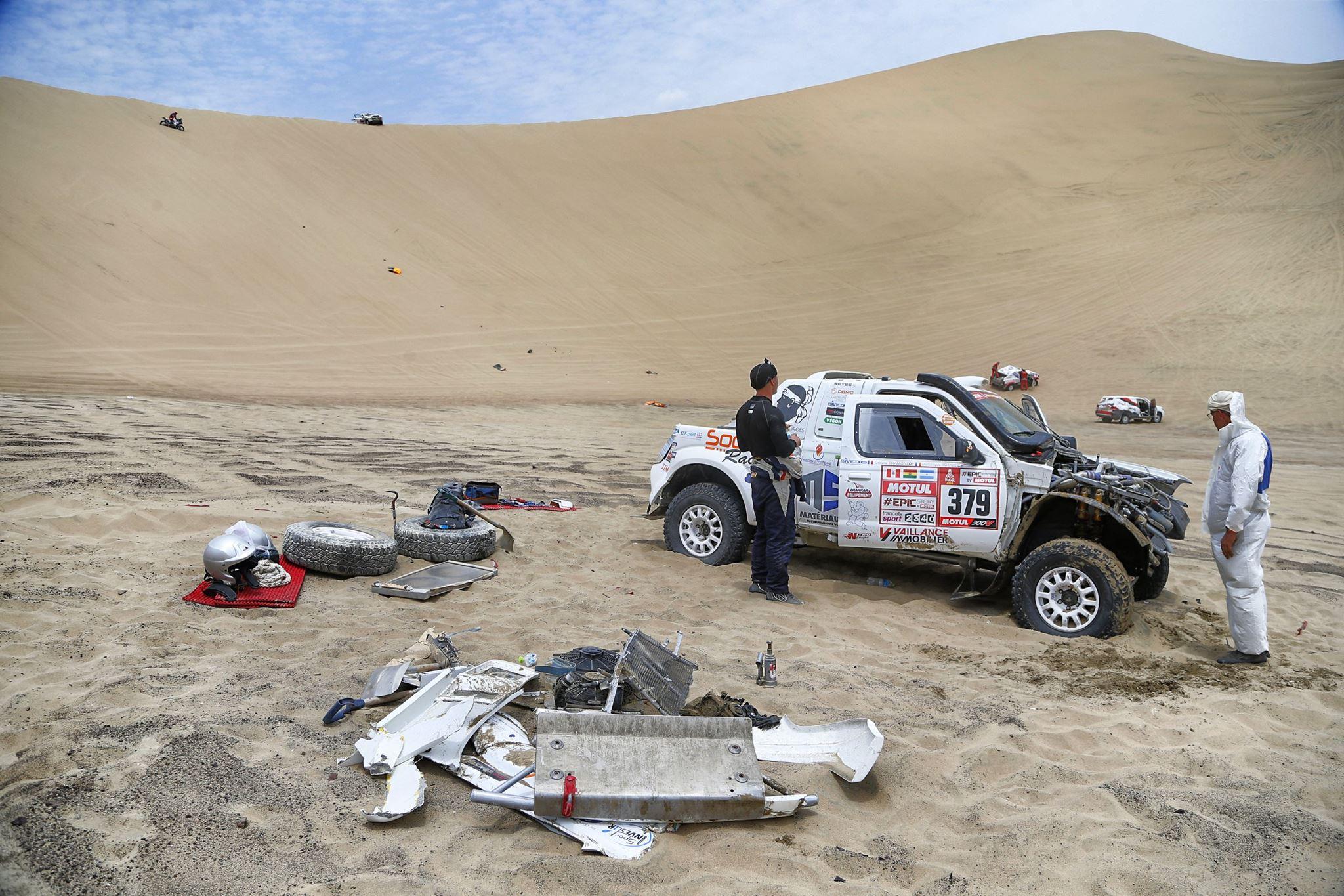 Rally Dakar 2018 Day 2 (44)
