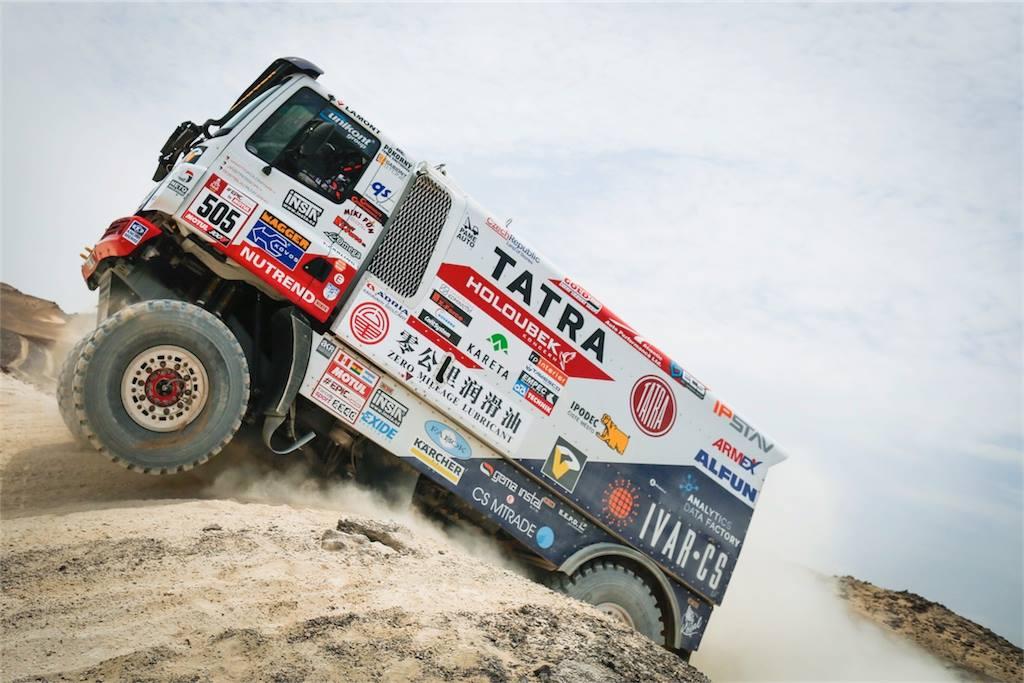 Rally Dakar 2018 Day 2 (5)