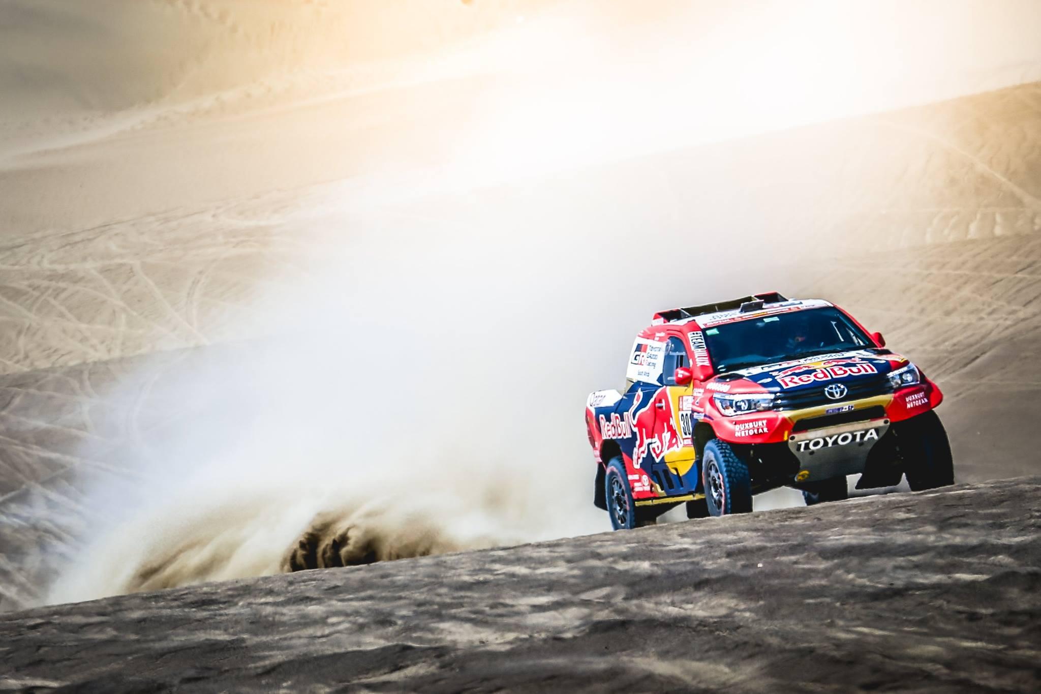 Rally Dakar 2018 Day 2 (6)