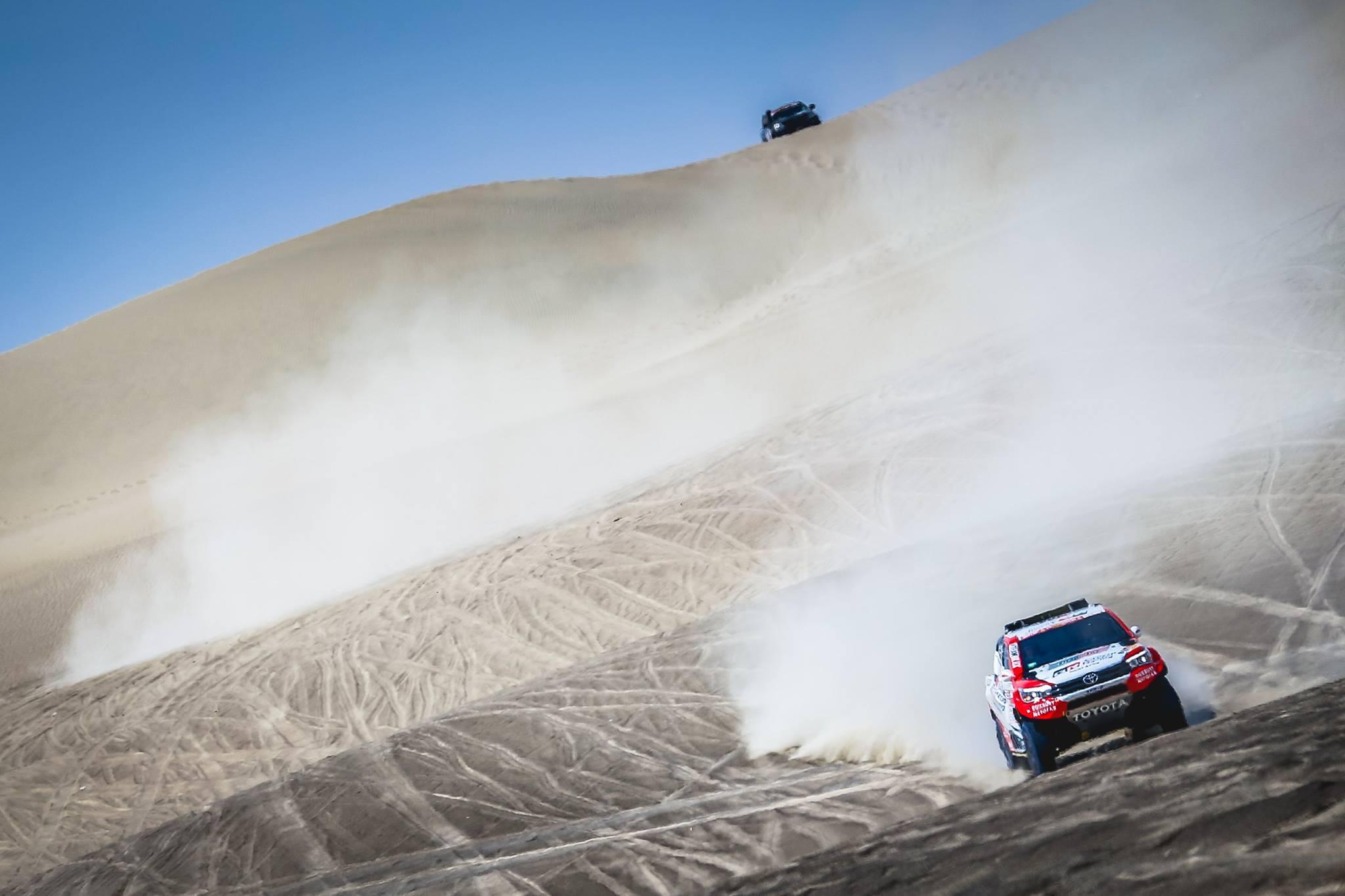 Rally Dakar 2018 Day 2 (7)