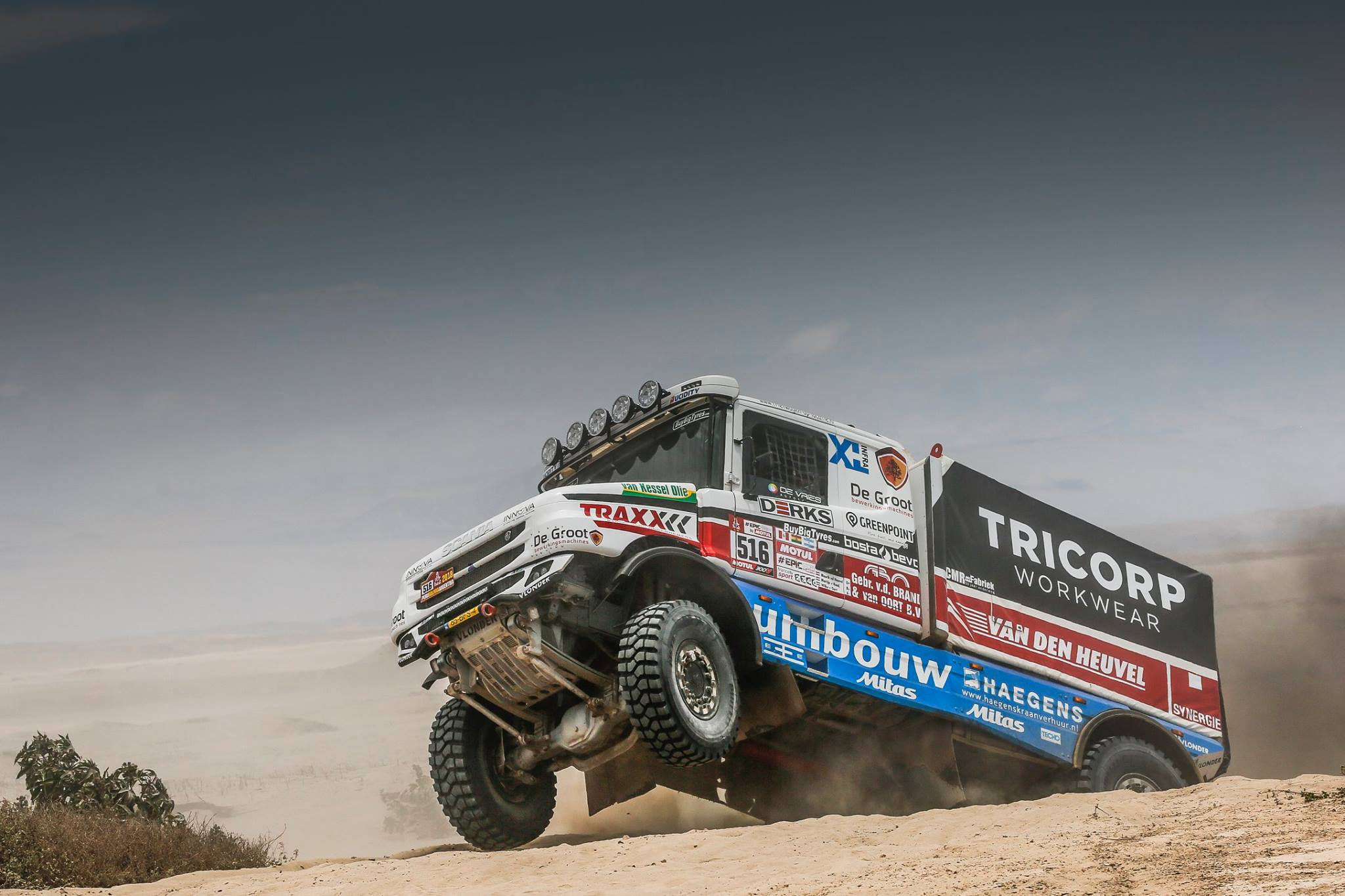 Rally Dakar 2018 Day 4 (17)