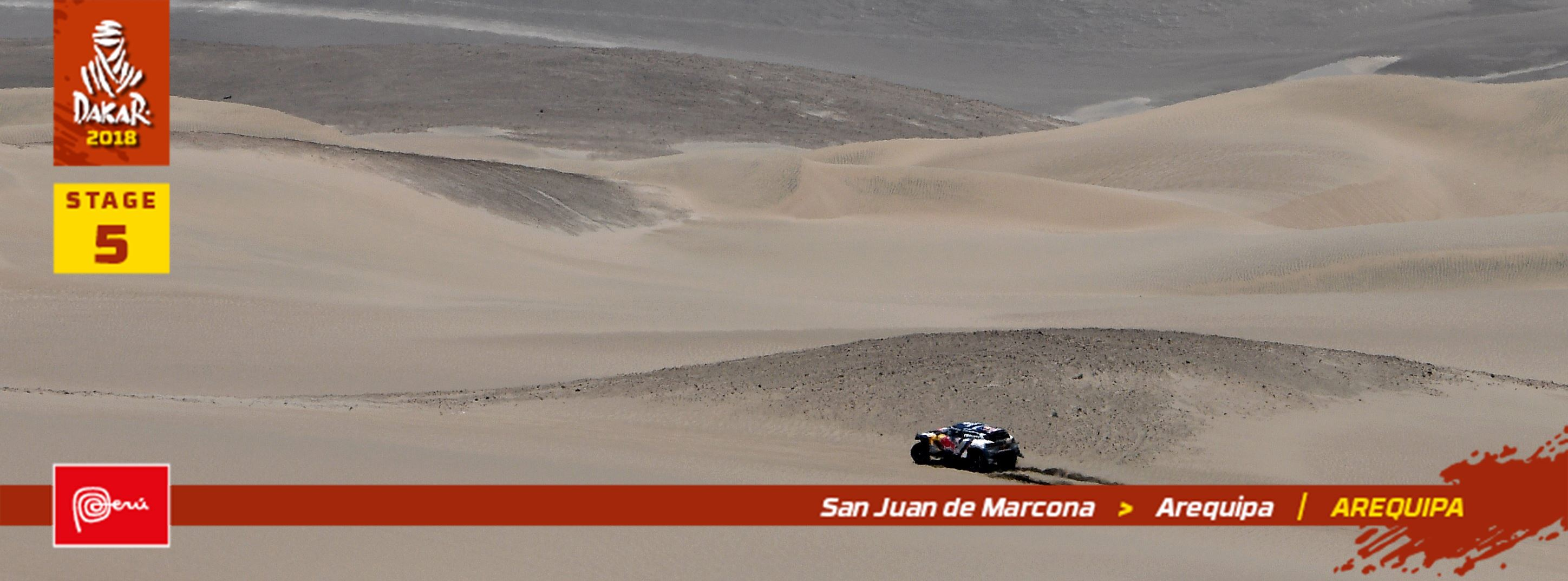 Rally Dakar 2018 Day 4 (21)