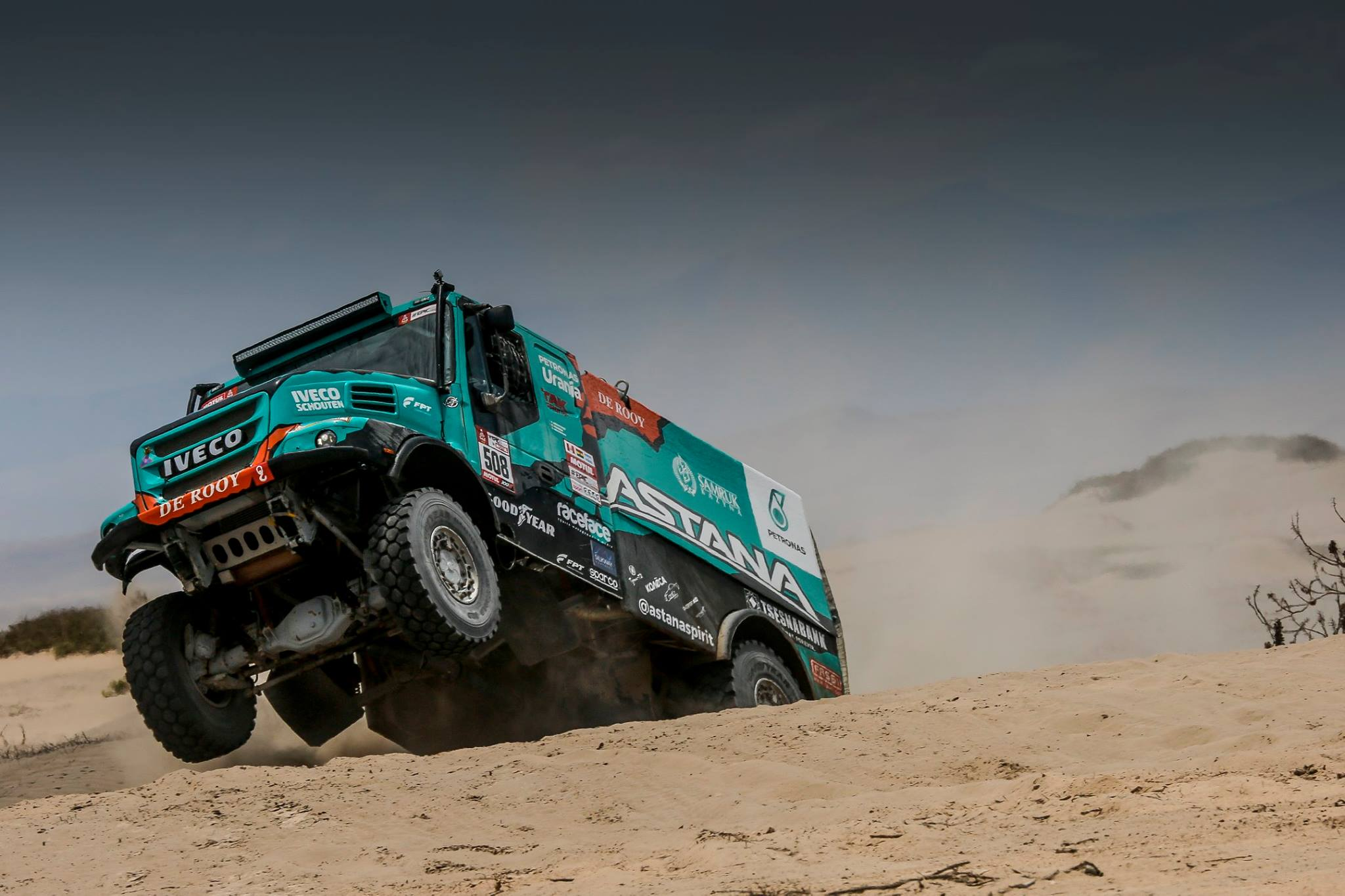 Rally Dakar 2018 Day 4 (23)