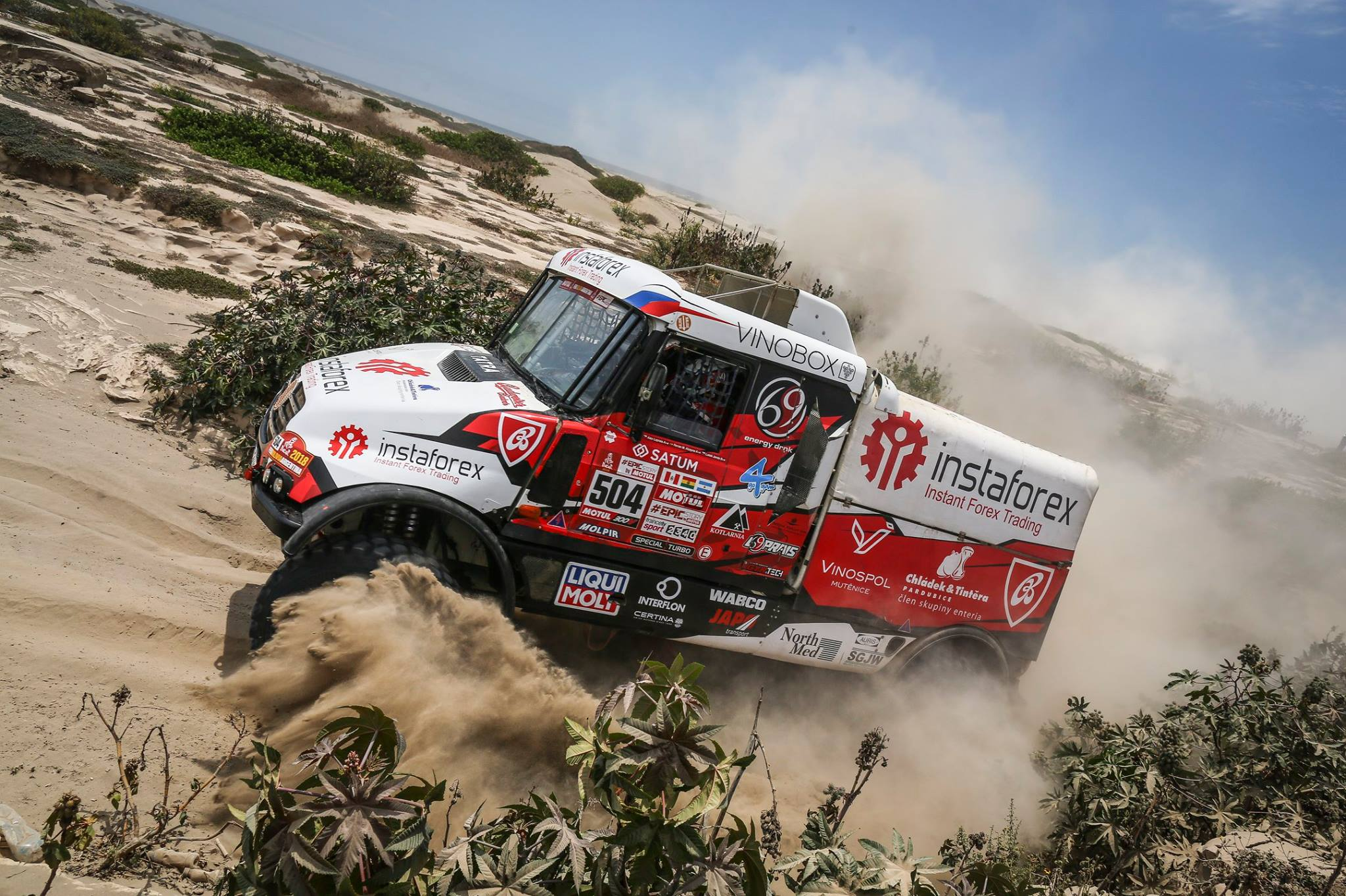 Rally Dakar 2018 Day 4 (5)
