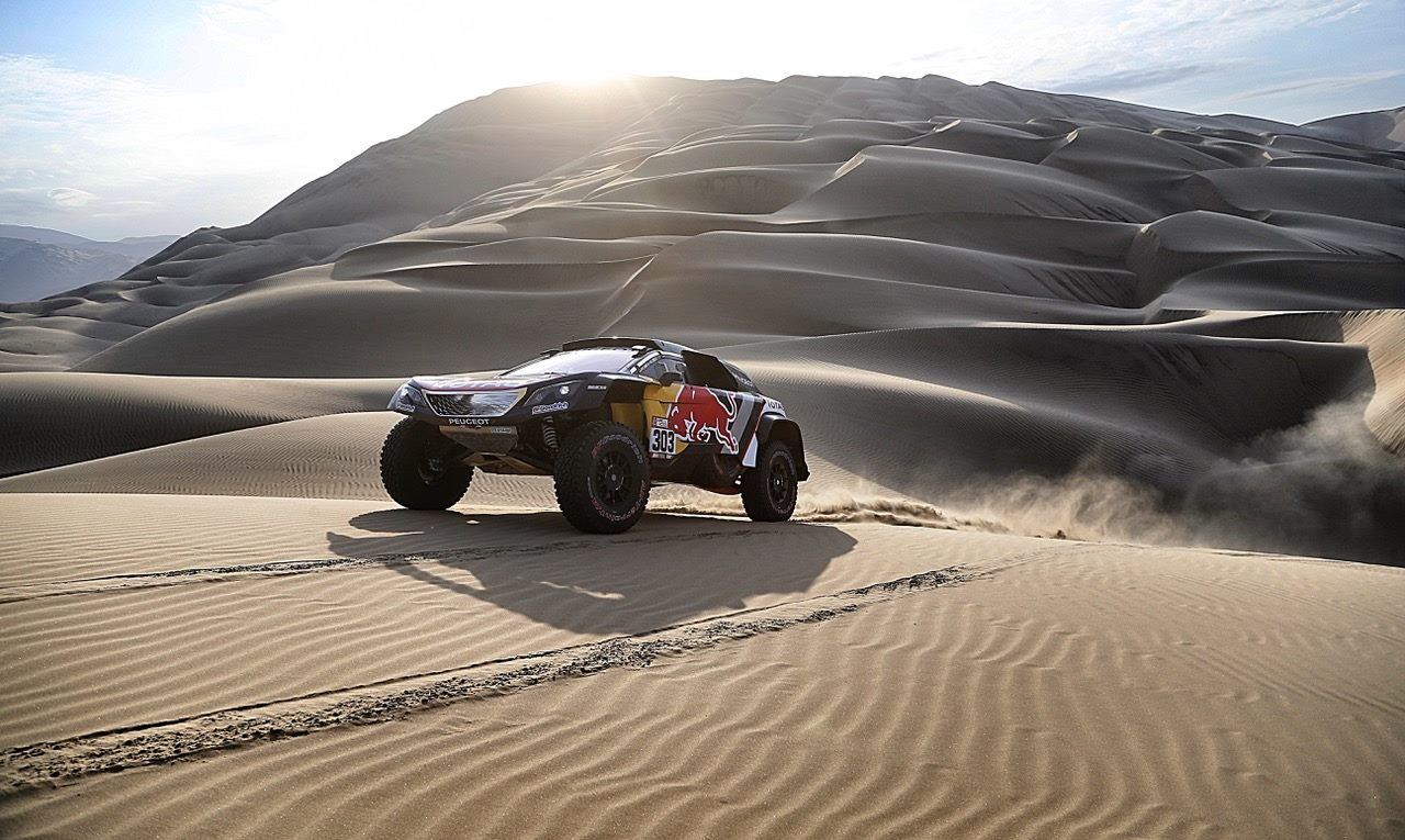 Rally Dakar 2018 Day 5 (21)