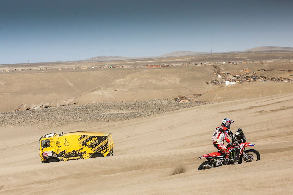 Rally Dakar 2018 Day 5 (27)
