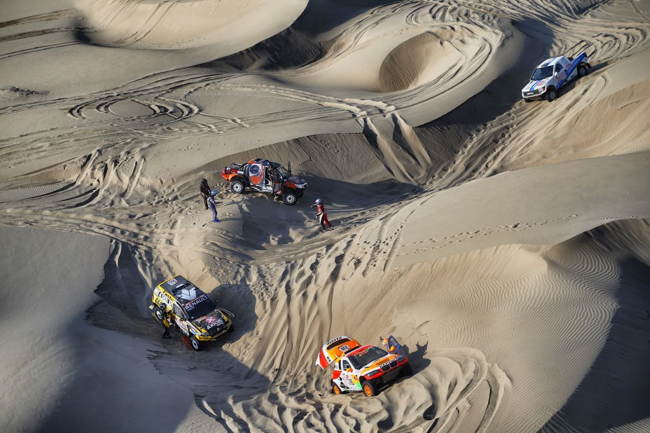 Rally Dakar 2018 Day 5 (30)