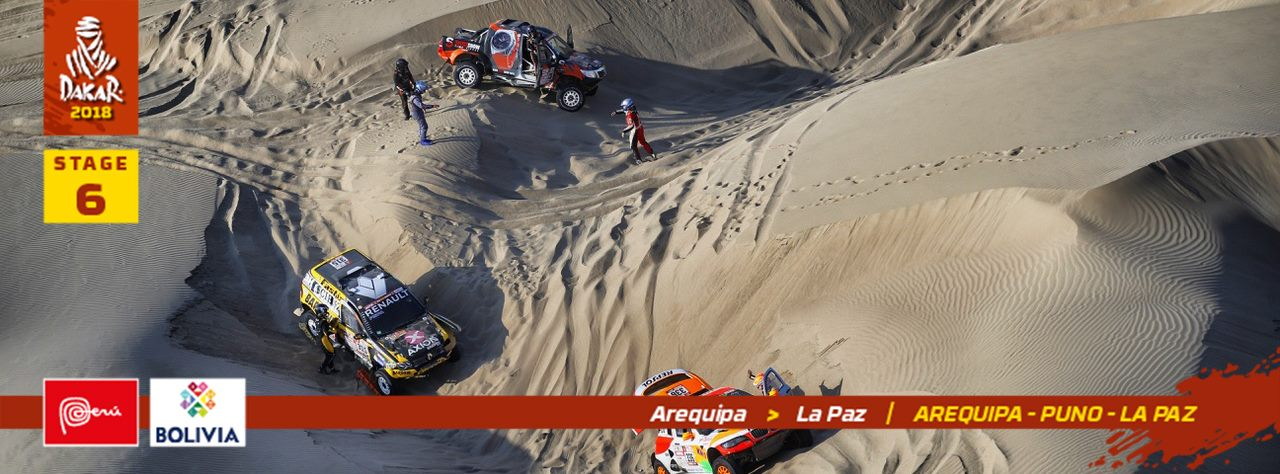 Rally Dakar 2018 Day 5 (35)