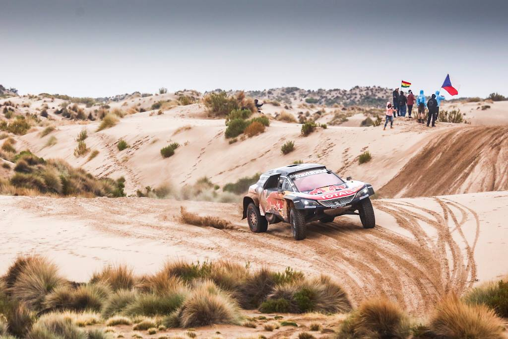 Rally Dakar 2018 Day 7 (19)