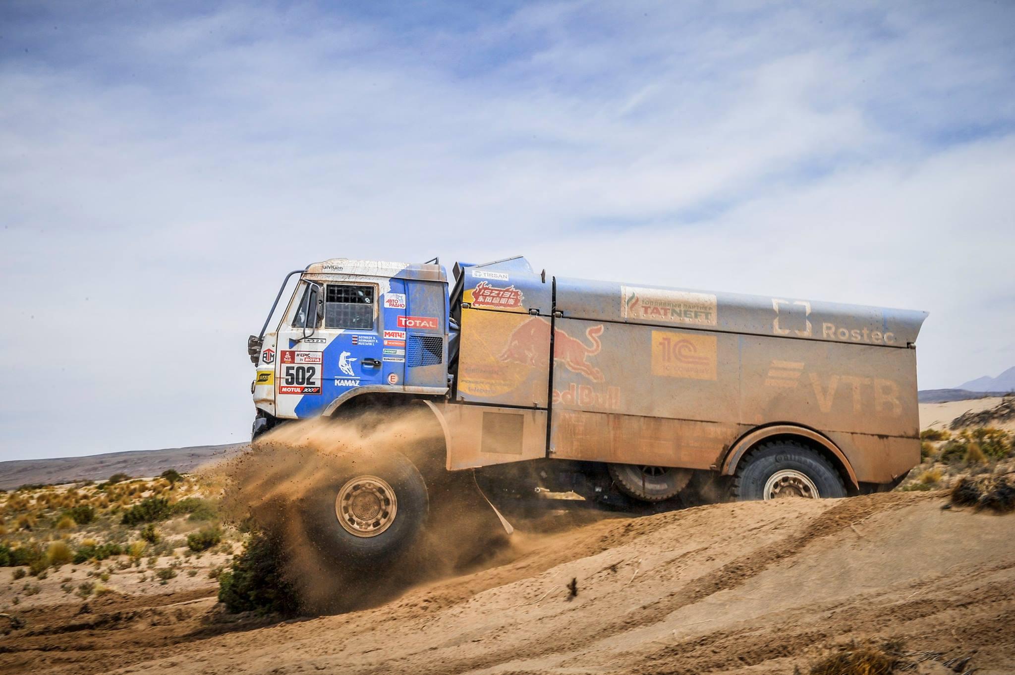 Rally Dakar 2018 Day 8 (16)