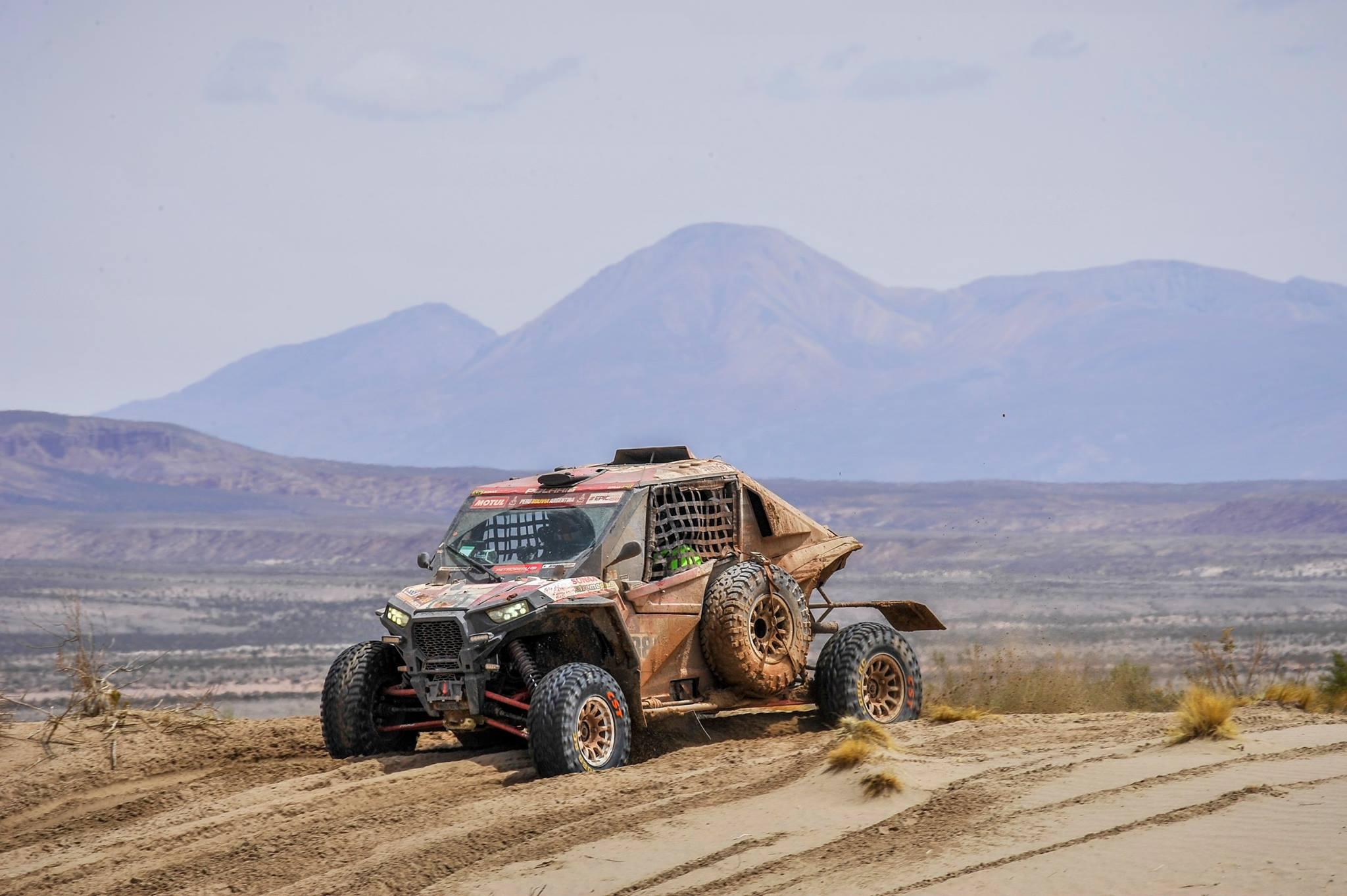 Rally Dakar 2018 Day 8 (2)