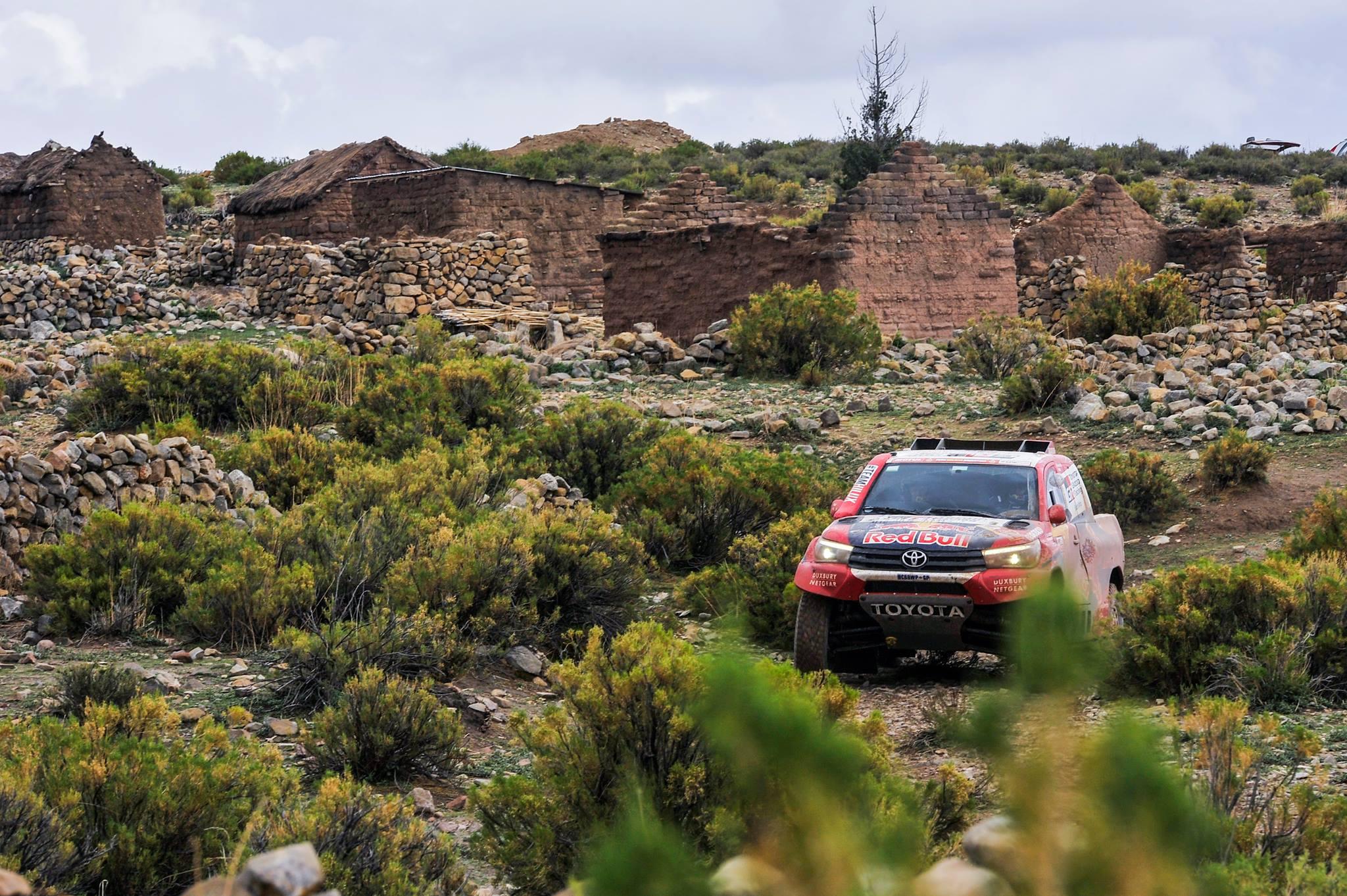 Rally Dakar 2018 Day 8 (20)