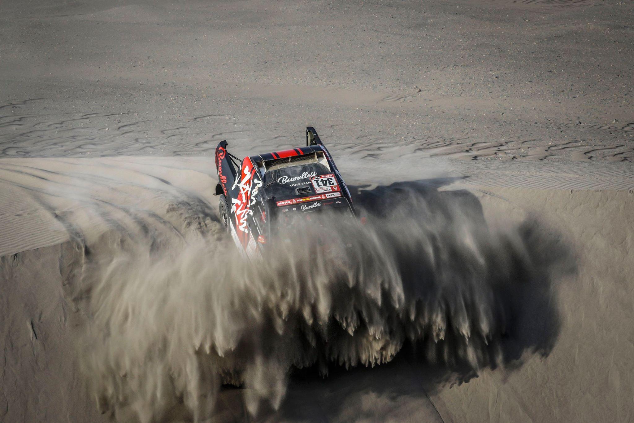Rally Dakar 2018 Day 8 (24)