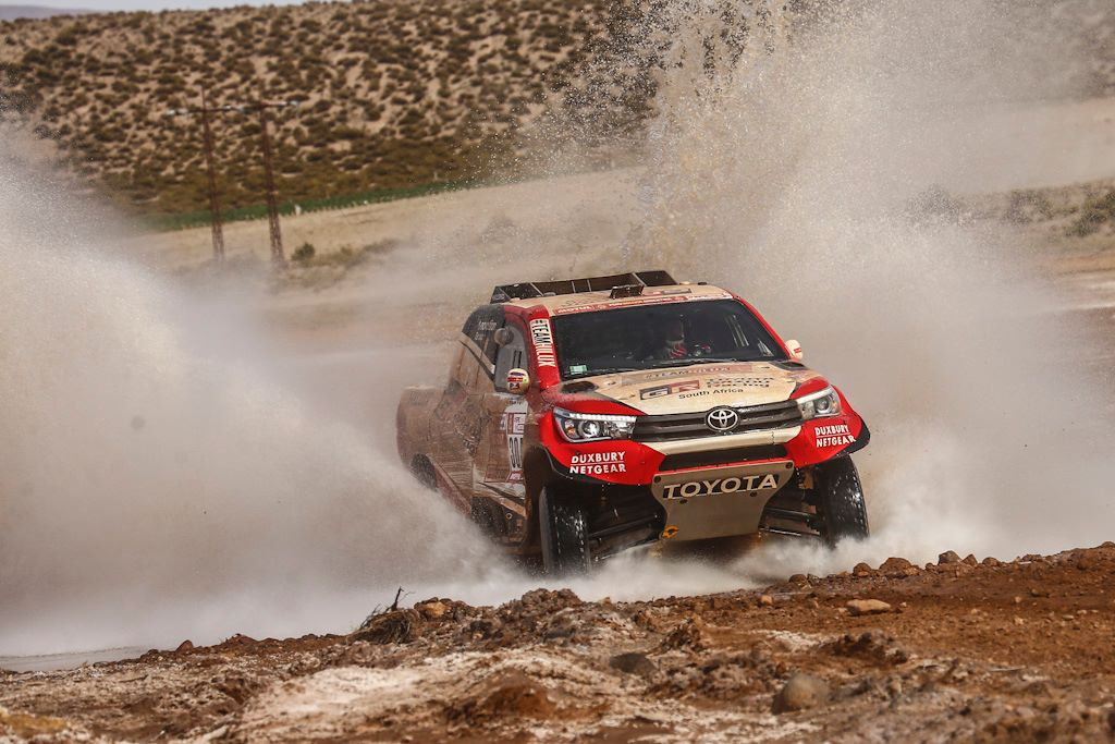 Rally Dakar 2018 Day 8 (32)