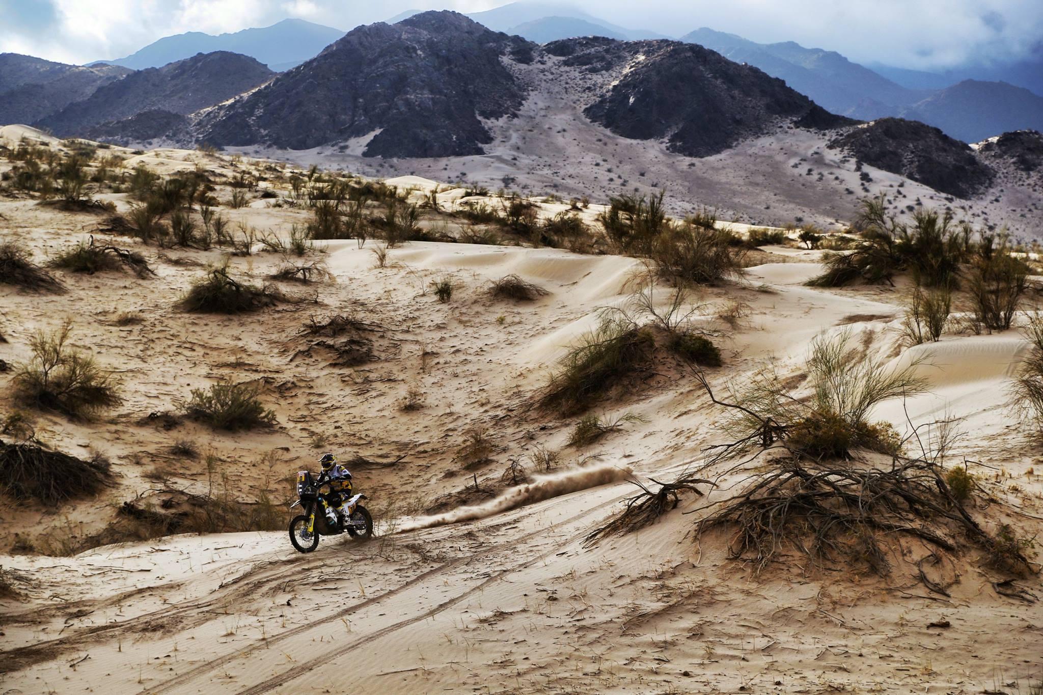 Rally Dakar 2018 Stage 11 (10)