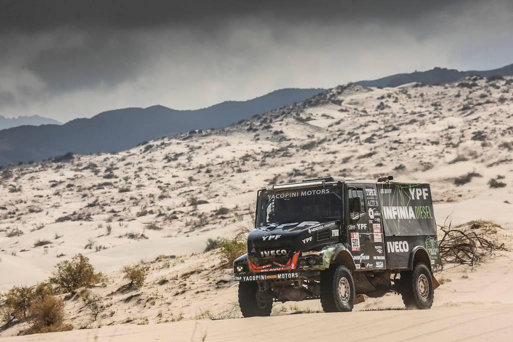 Rally Dakar 2018 Stage 11 (13)