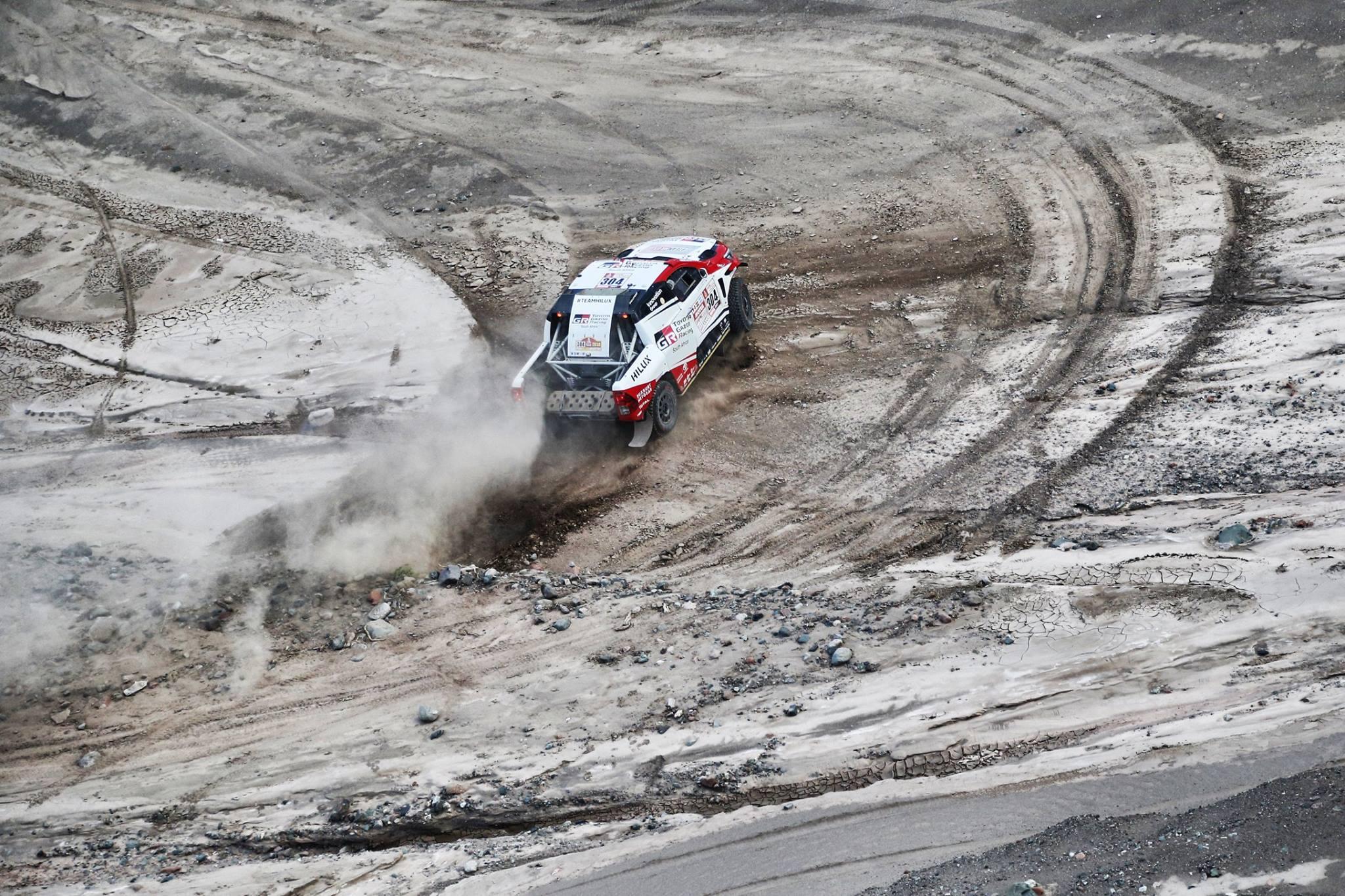 Rally Dakar 2018 Stage 11 (14)