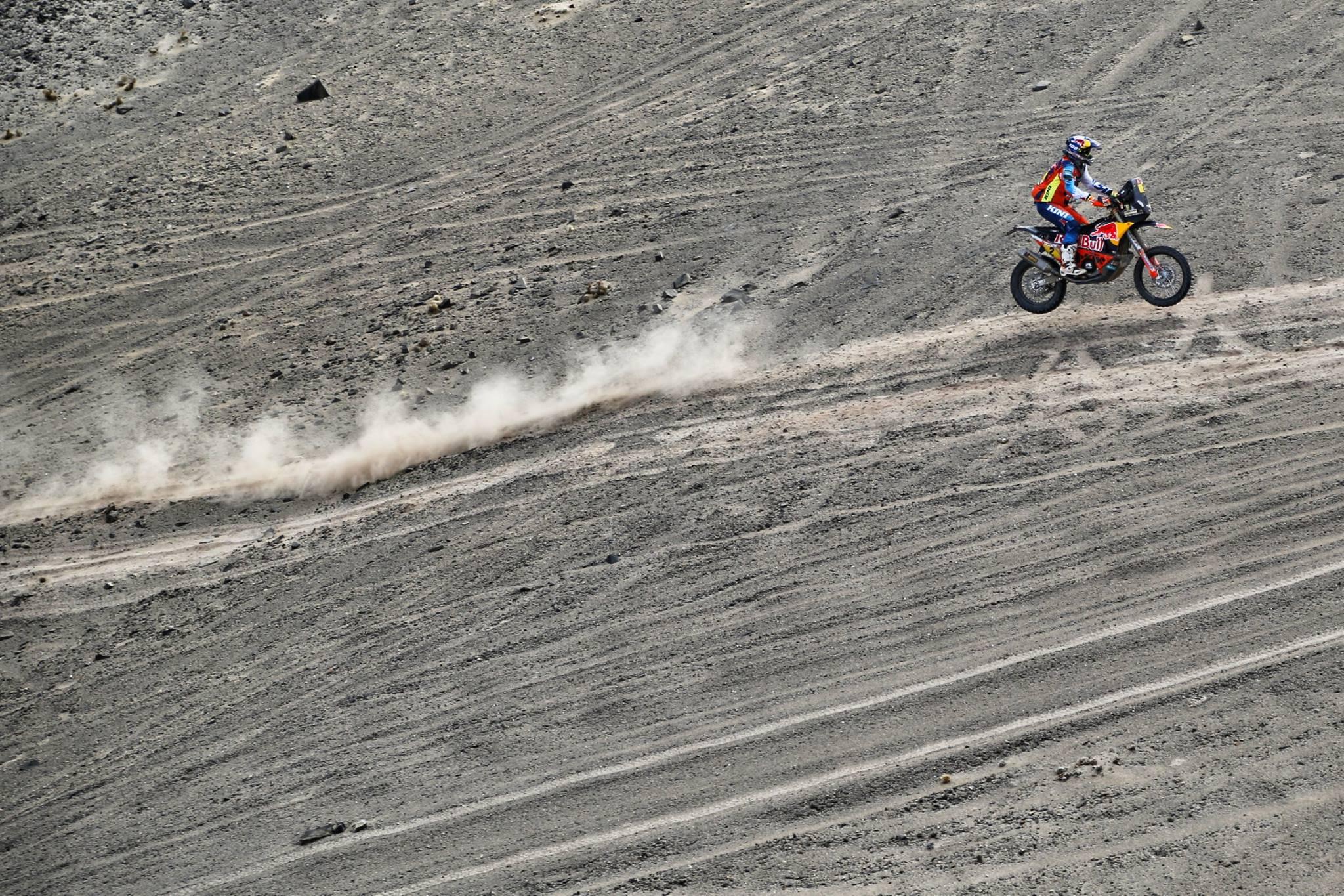 Rally Dakar 2018 Stage 11 (2)