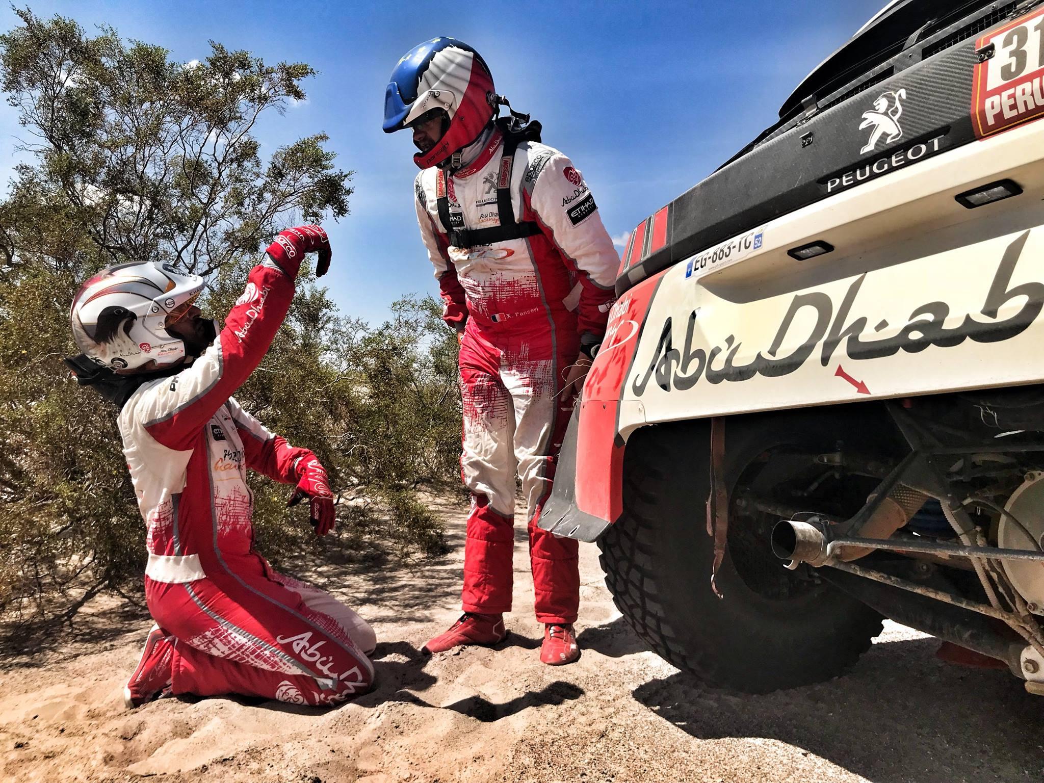 Rally Dakar 2018 Stage 11 (20)
