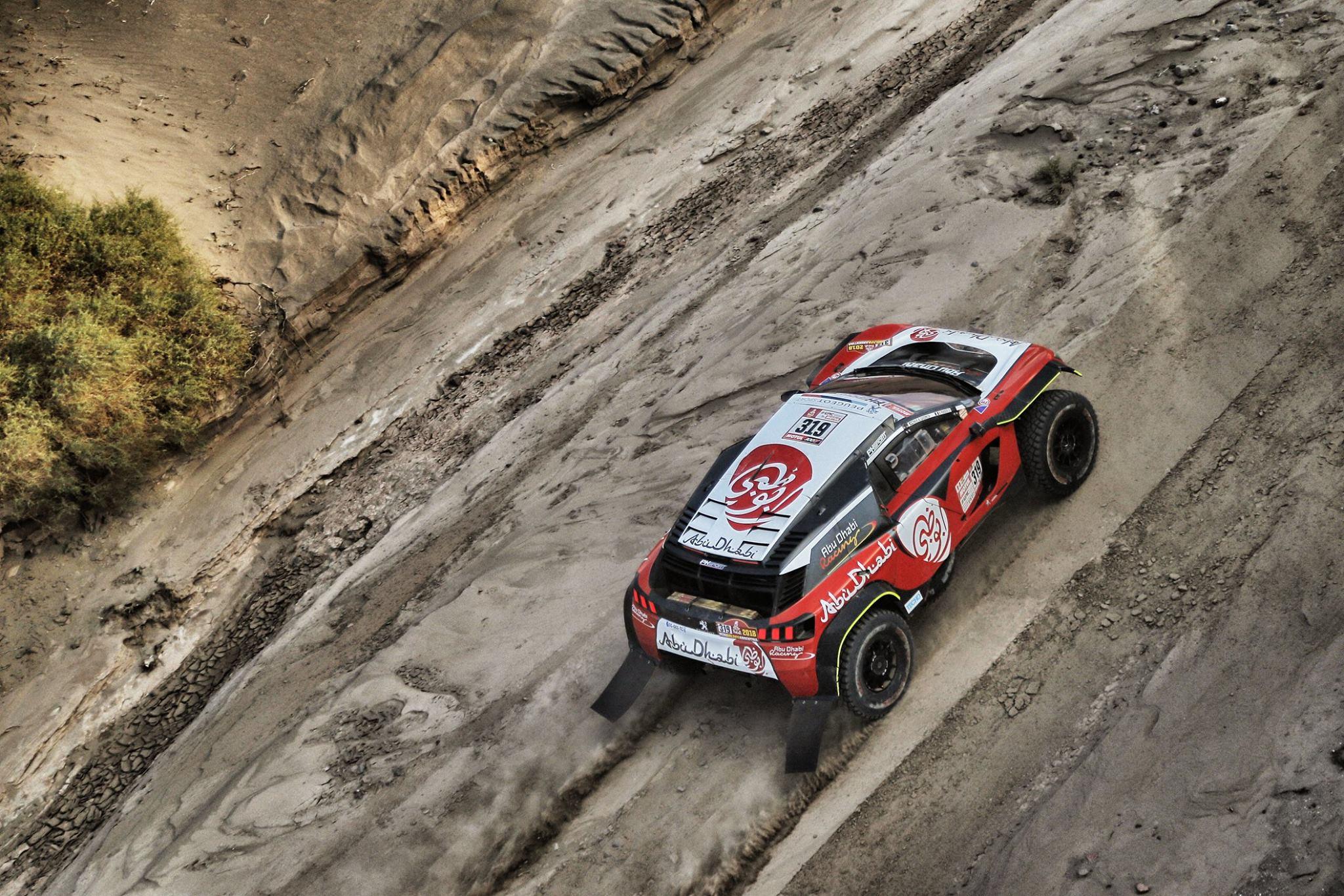 Rally Dakar 2018 Stage 11 (22)