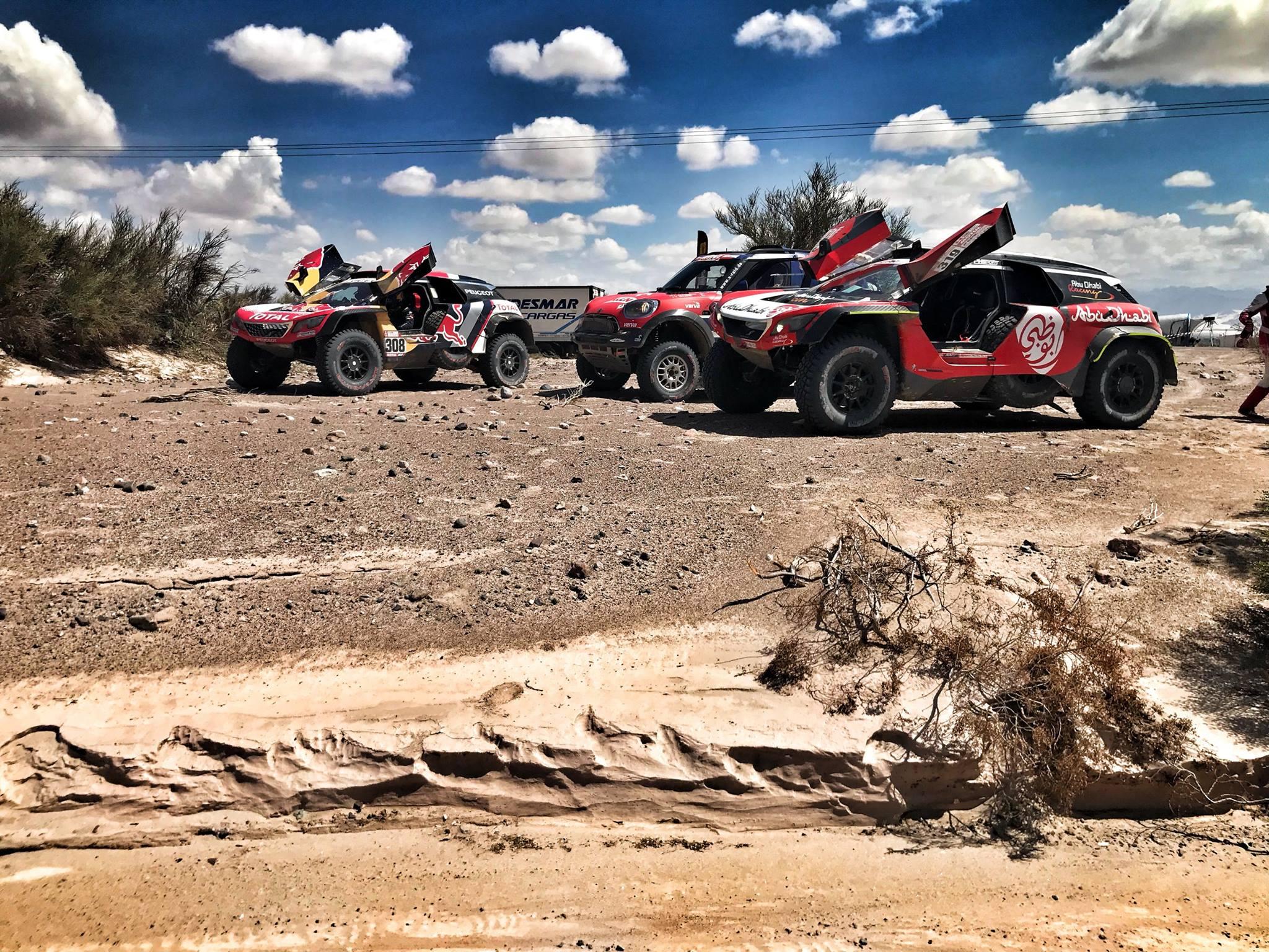 Rally Dakar 2018 Stage 11 (25)