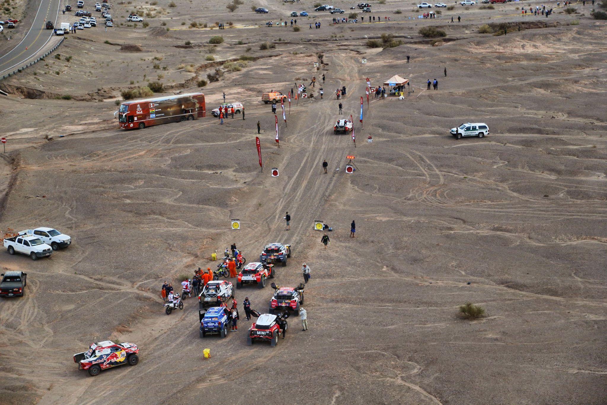 Rally Dakar 2018 Stage 11 (33)