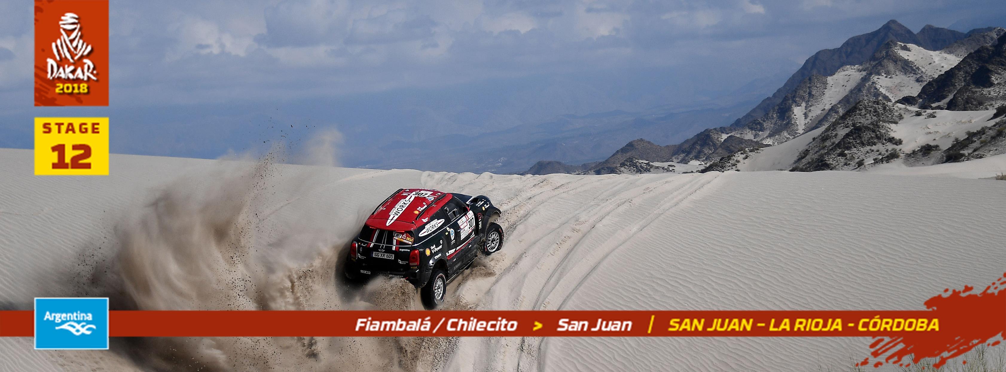Rally Dakar 2018 Stage 11 (34)