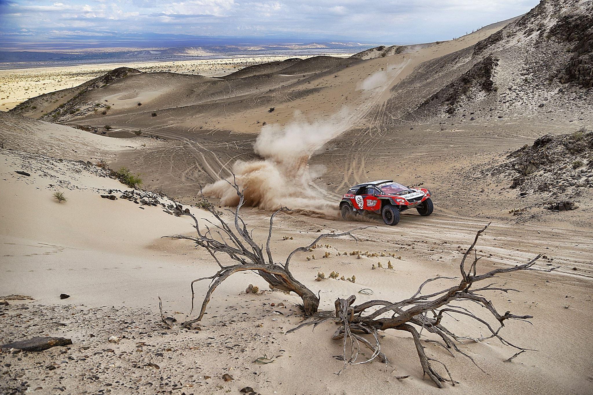 Rally Dakar 2018 Stage 11 (4)