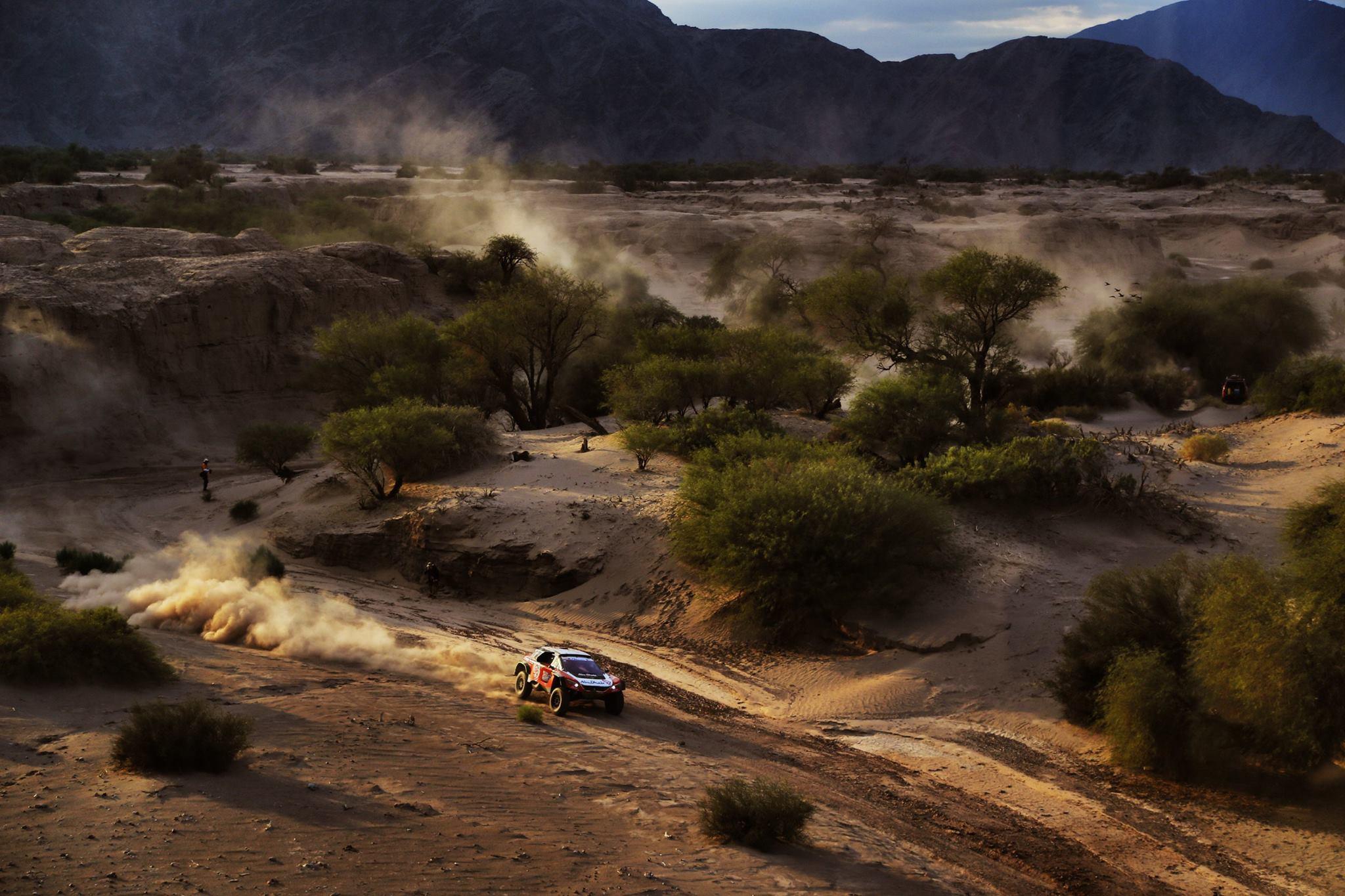 Rally Dakar 2018 Stage 11 (40)