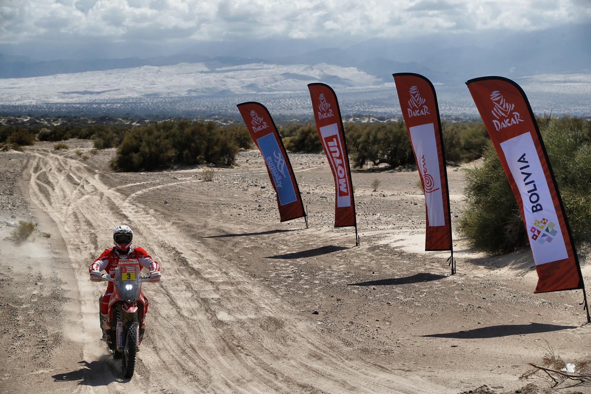 Rally Dakar 2018 Stage 11 (5)