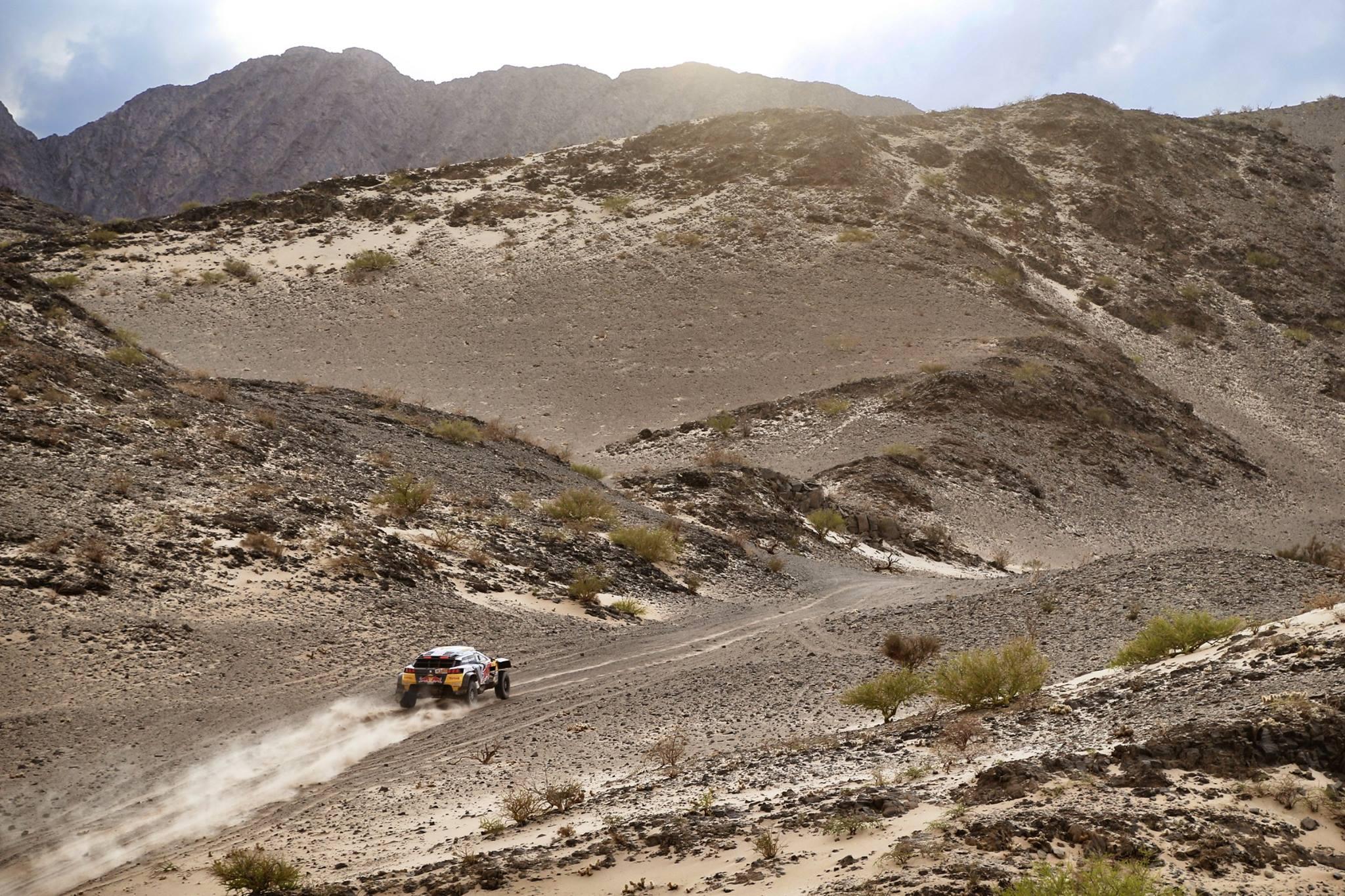 Rally Dakar 2018 Stage 11 (8)