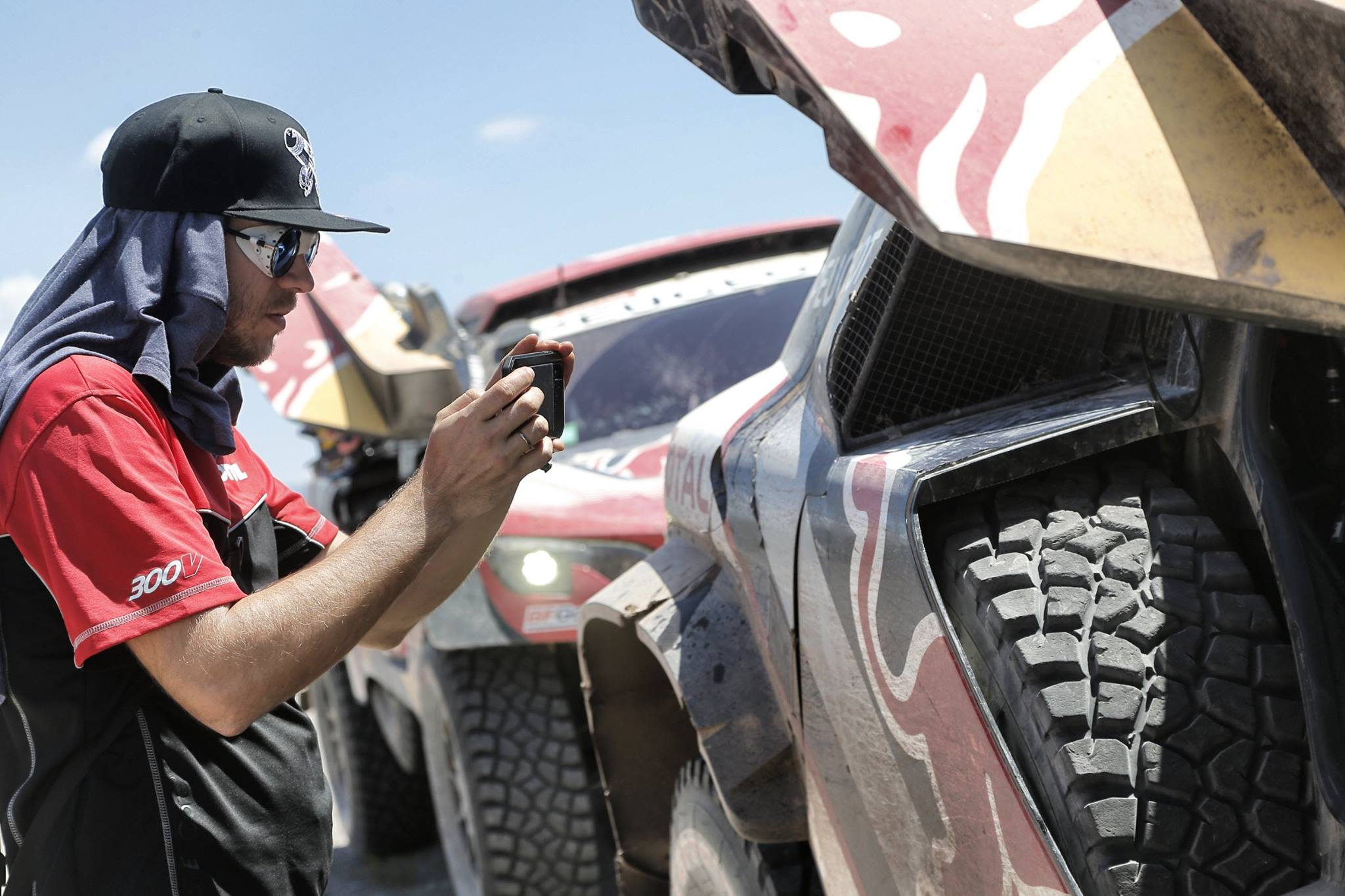 Rally Dakar 2018 Stage 12 (17)