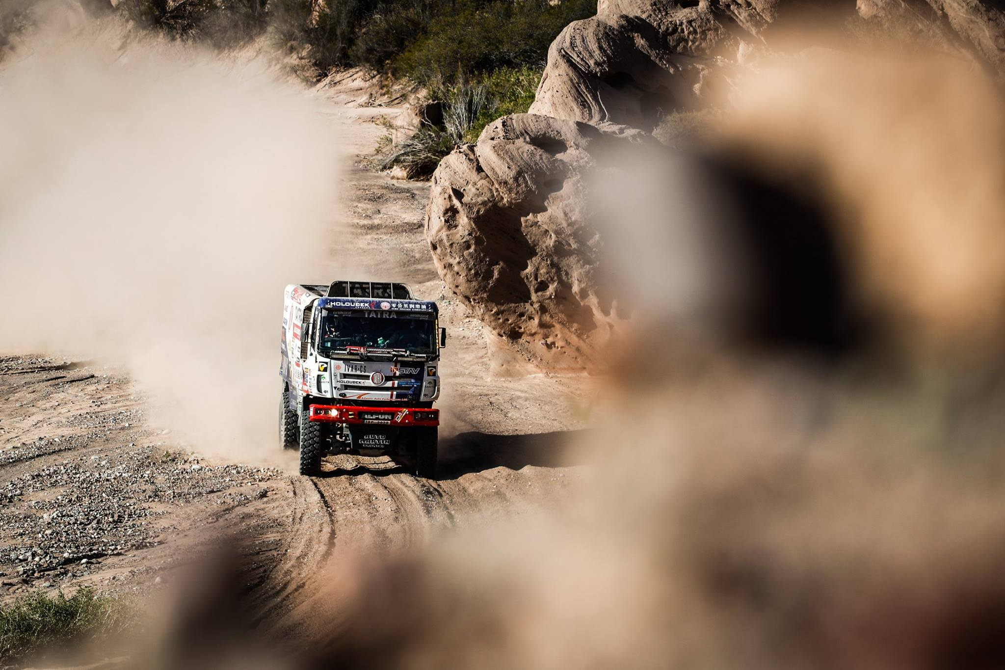 Rally Dakar 2018 Stage 12 (20)