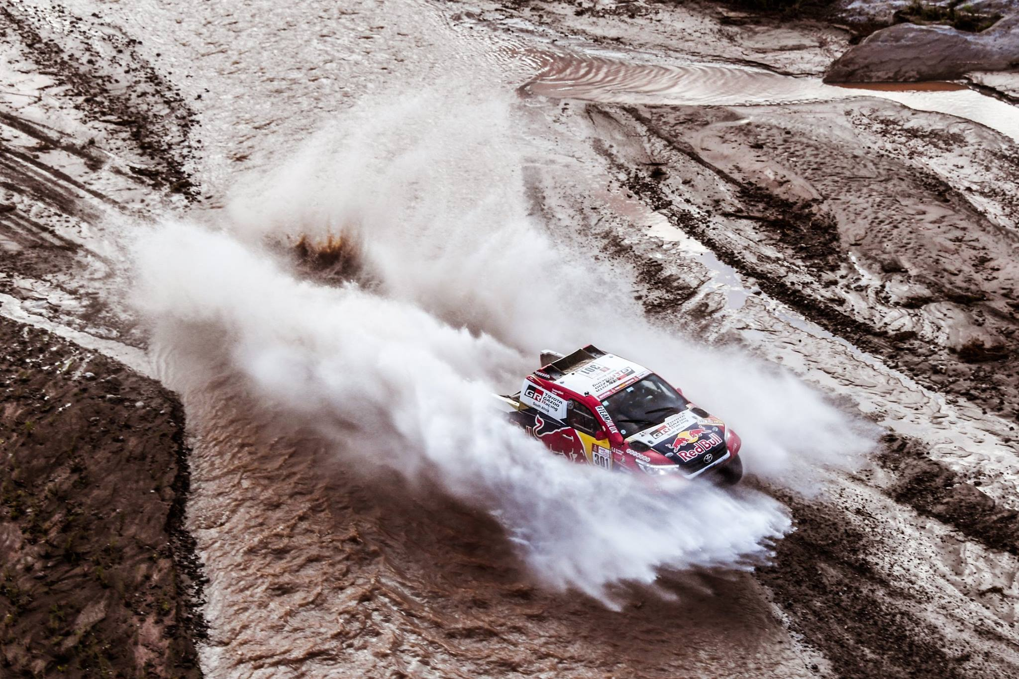Rally Dakar 2018 Stage 12 (23)