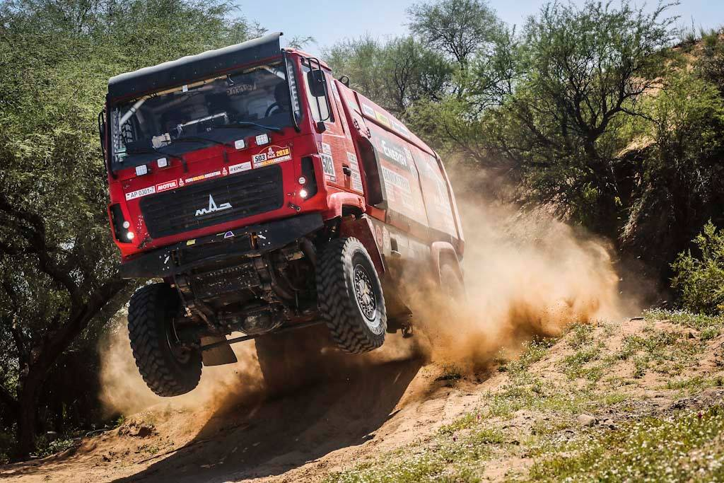 Rally Dakar 2018 Stage 13 (14)