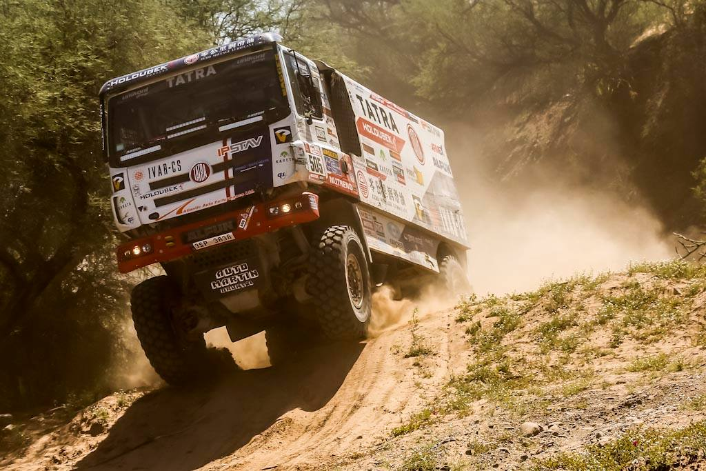 Rally Dakar 2018 Stage 13 (22)