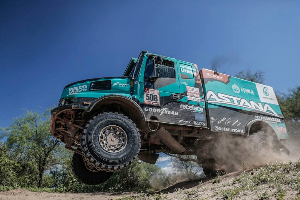 Rally Dakar 2018 Stage 13 (25)
