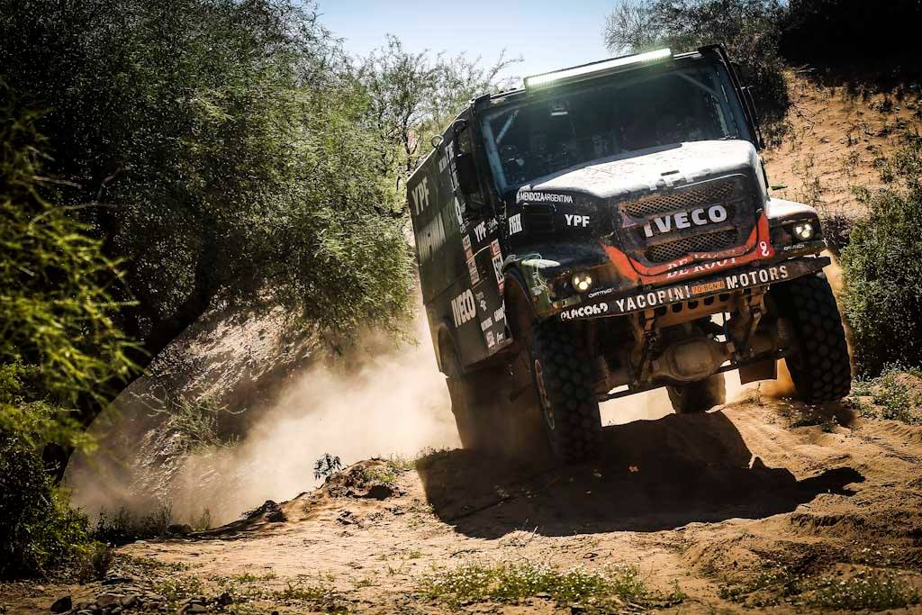 Rally Dakar 2018 Stage 13 (30)