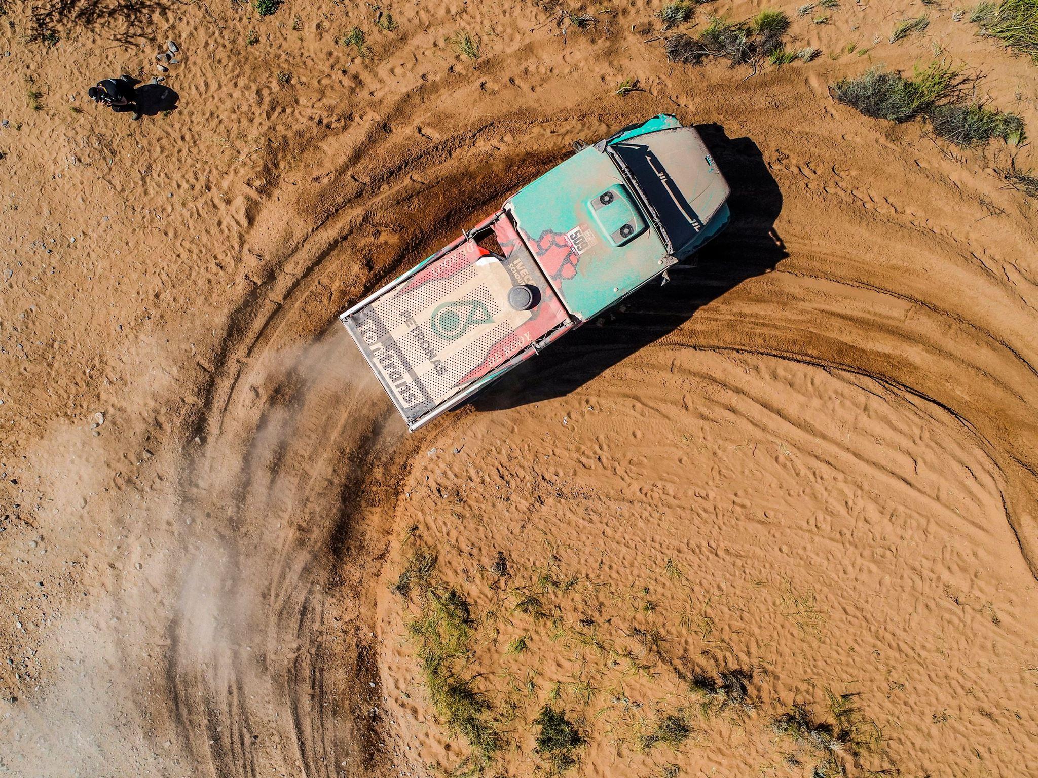 Rally Dakar 2018 Stage 13 (34)