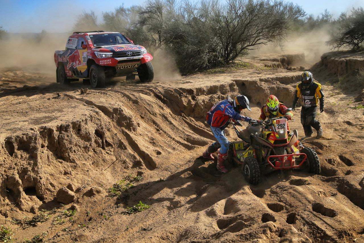 Rally Dakar 2018 Stage 13 (35)