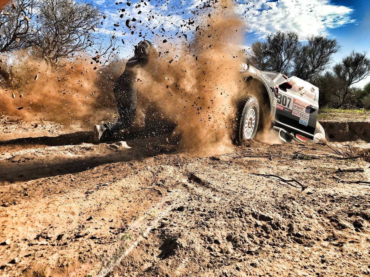 Rally Dakar 2018 Stage 13 (36)
