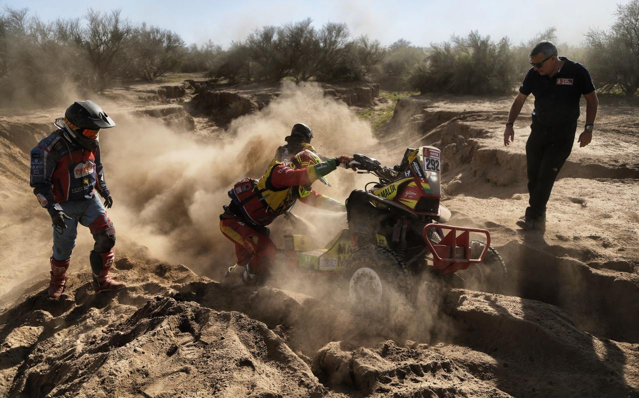Rally Dakar 2018 Stage 13 (7)